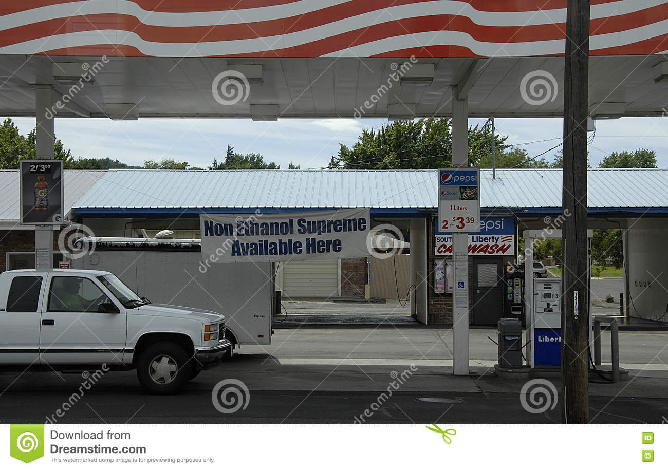 Non Ethanol Gas Stations >> Non Ethanol Supreme Aviable Here Editorial Image Image Of