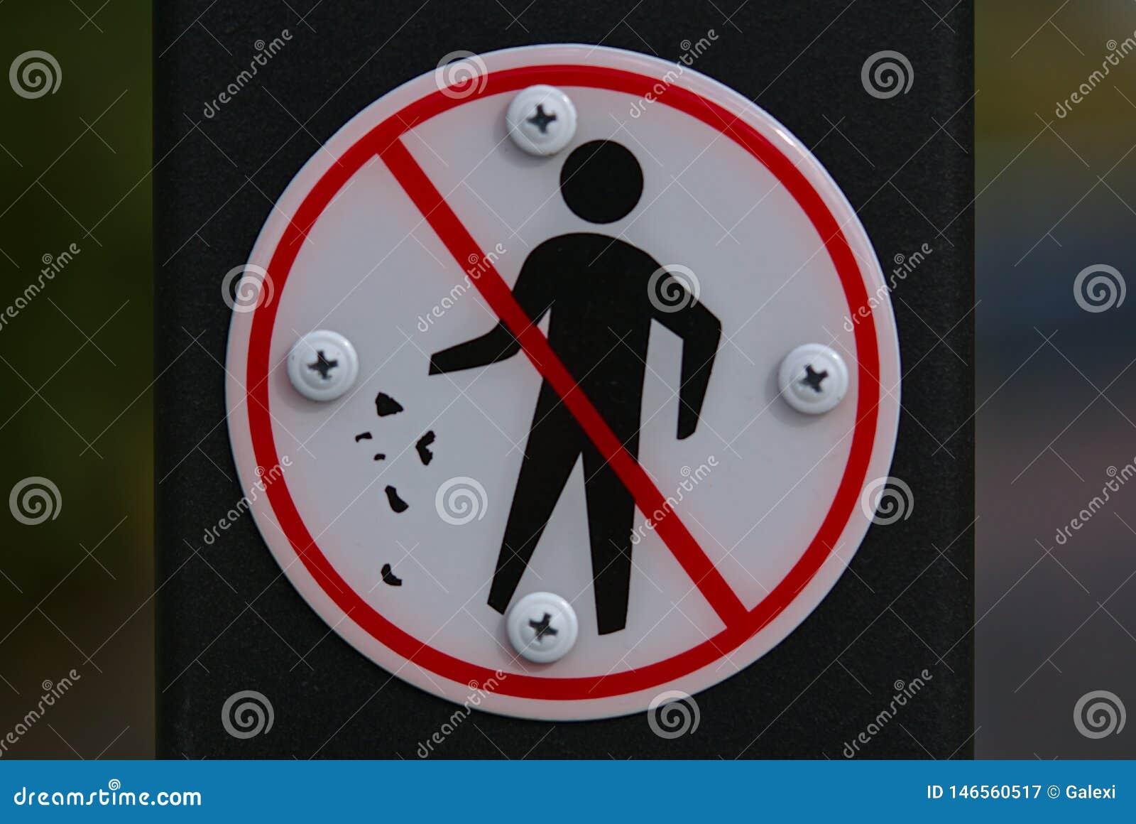 Non sparpagli il segno