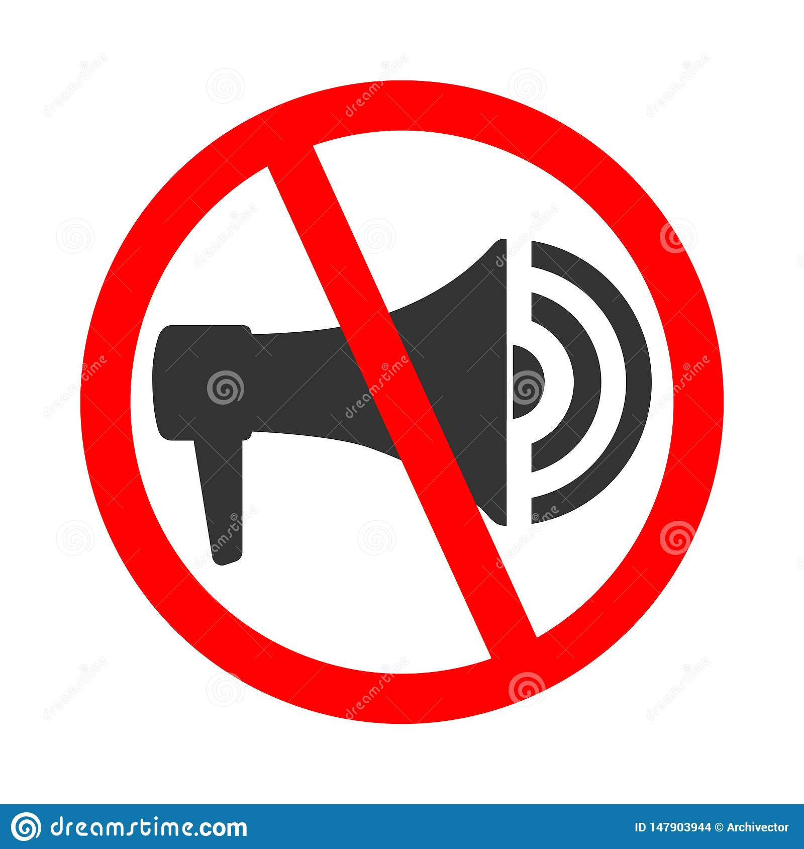 Non utilizzi il megafono