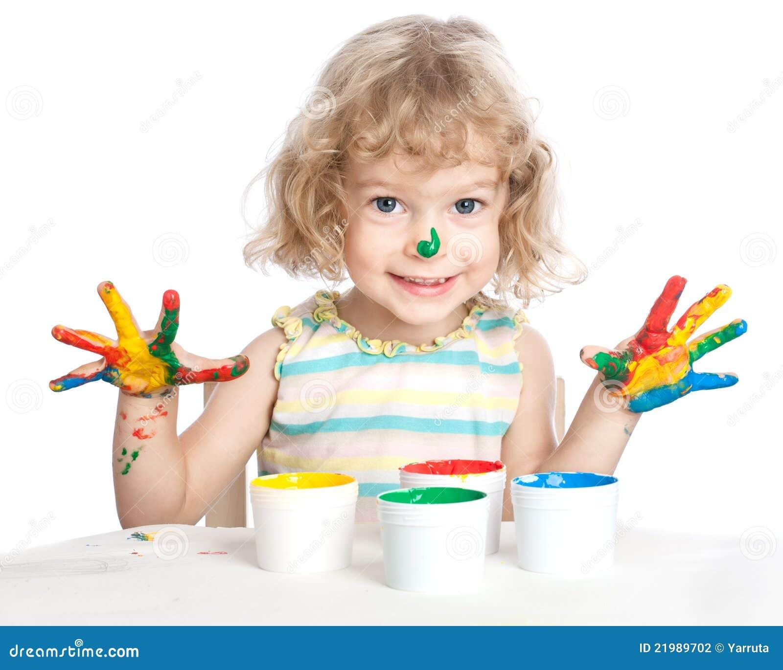 儿童绘画 图库摄影 - 图片