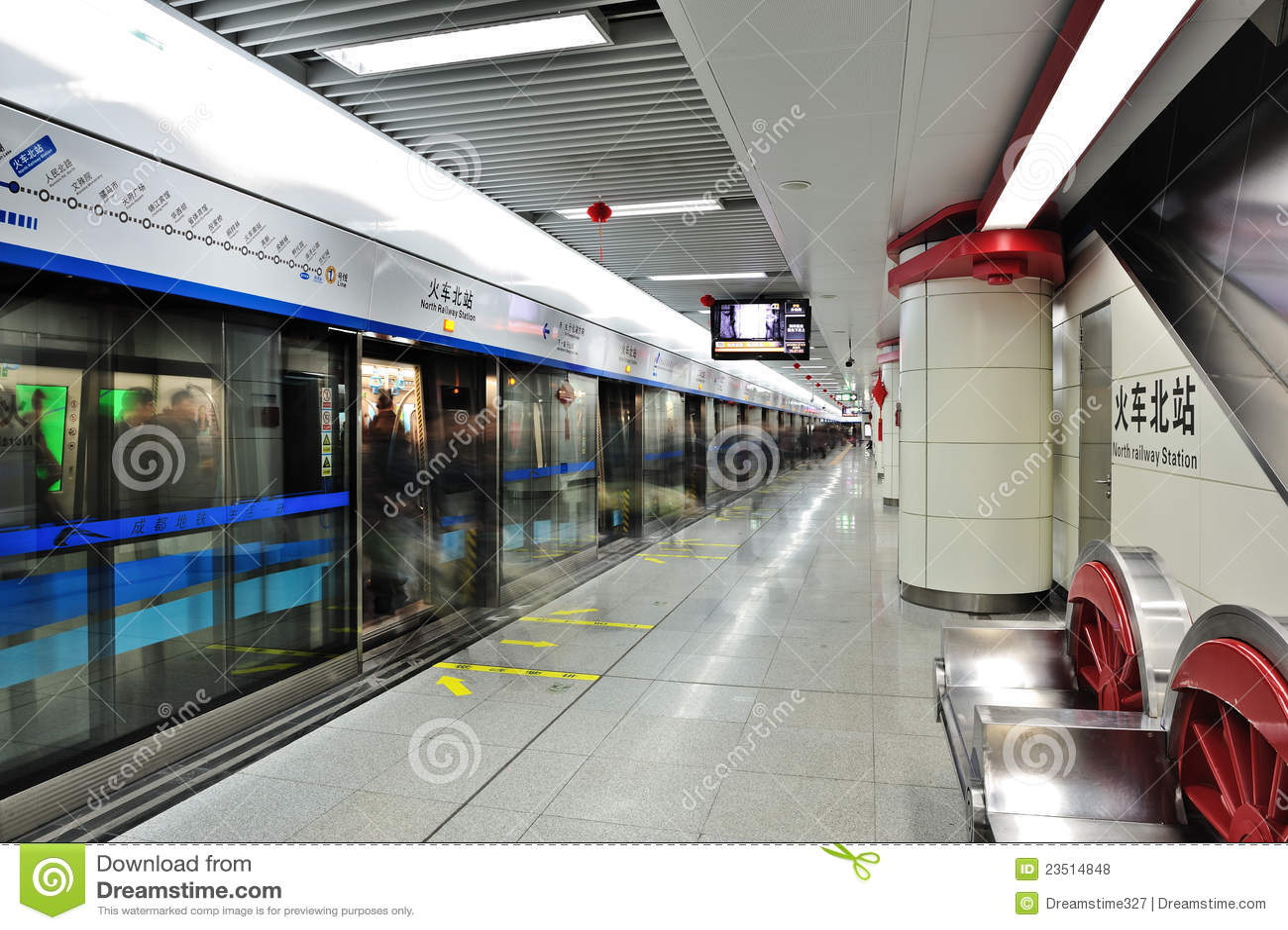 1 19 2012年成都瓷内部1月线路地铁乘的照片地铁.