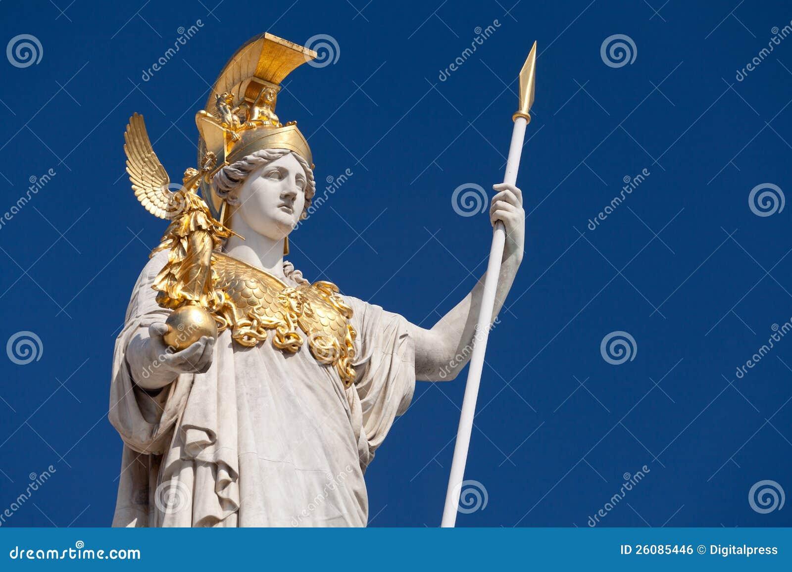 雅典娜,希腊神话的女神