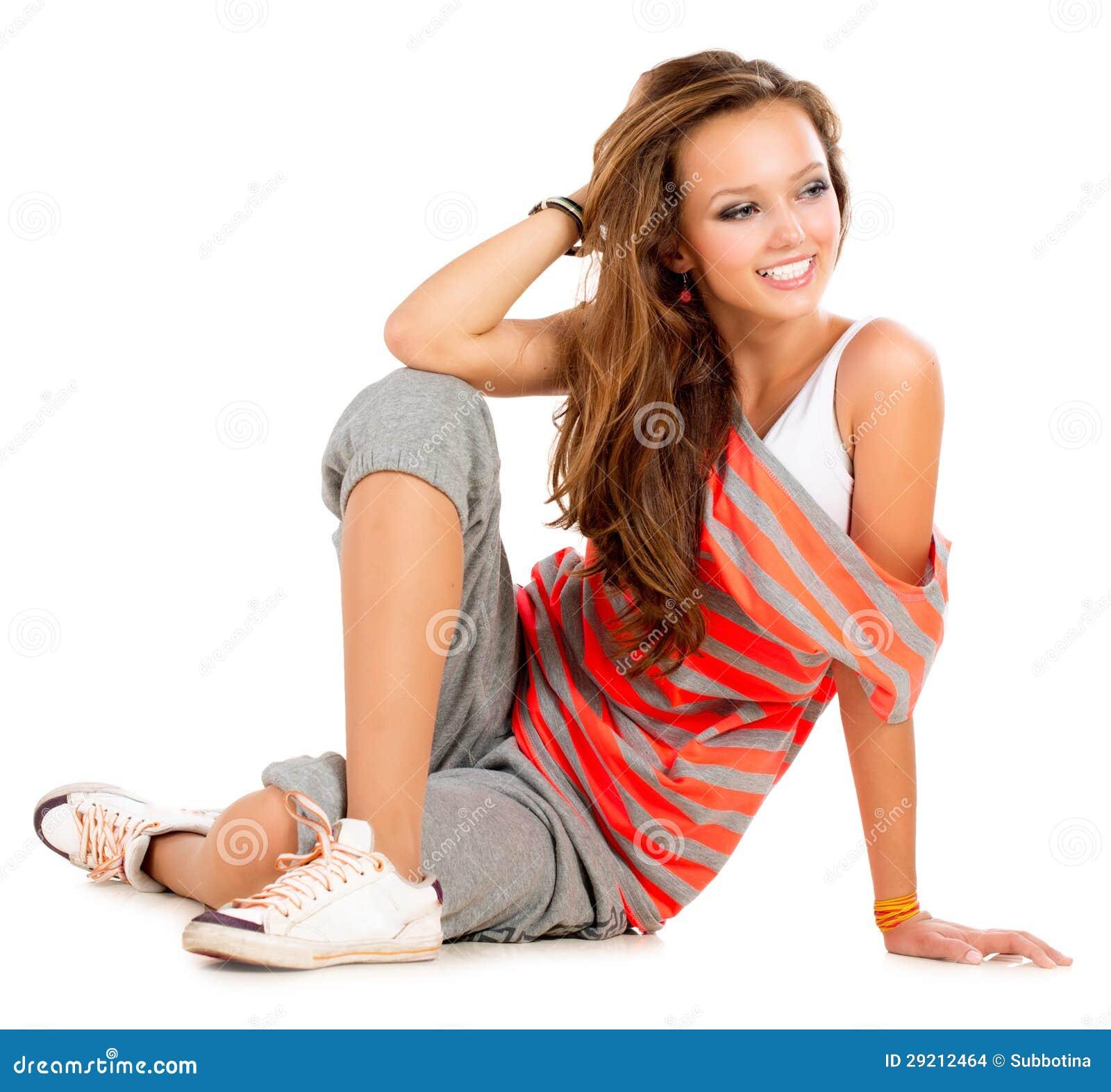 Симпатичная девочка подросток фото 3 фотография