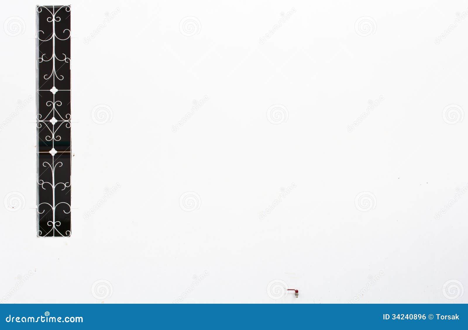 抽象建筑学背景.白色墙壁图片