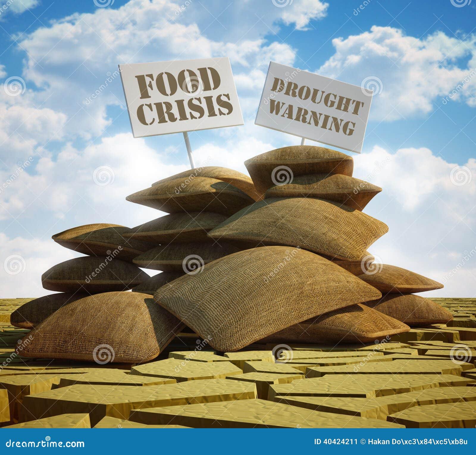 全球性粮食危机和天旱警告 3d优质翻译.图片