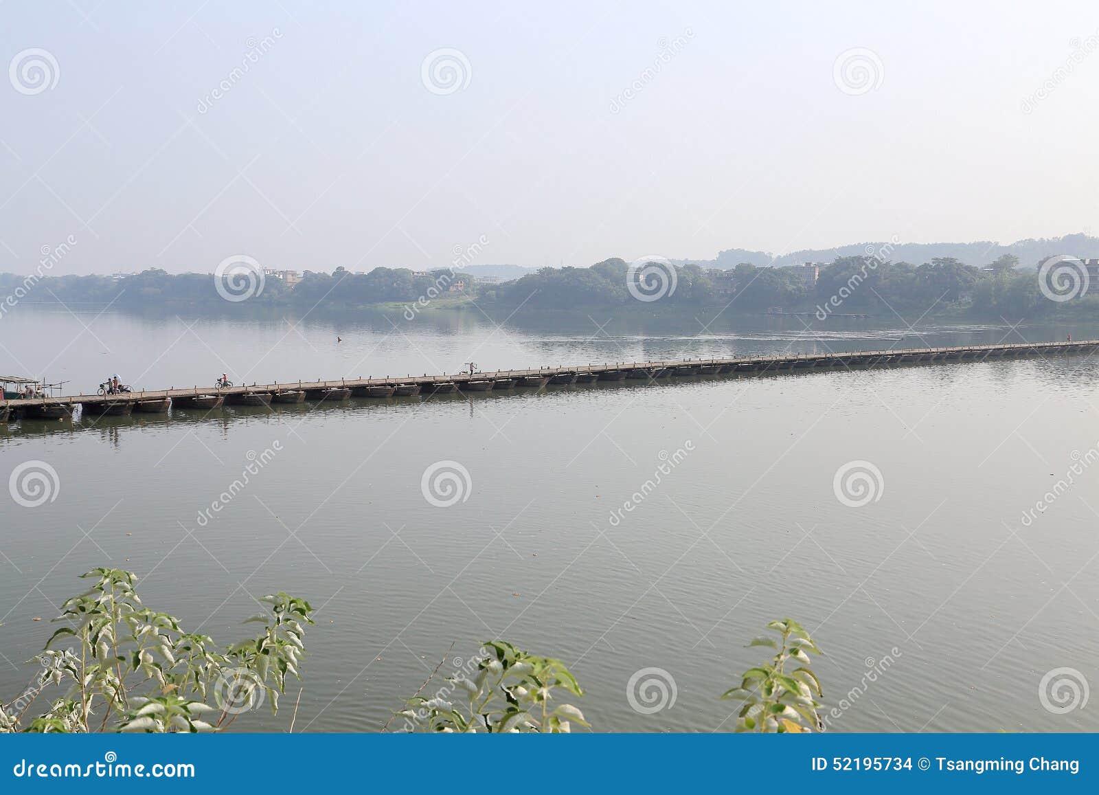 赣州古老桥梁图片