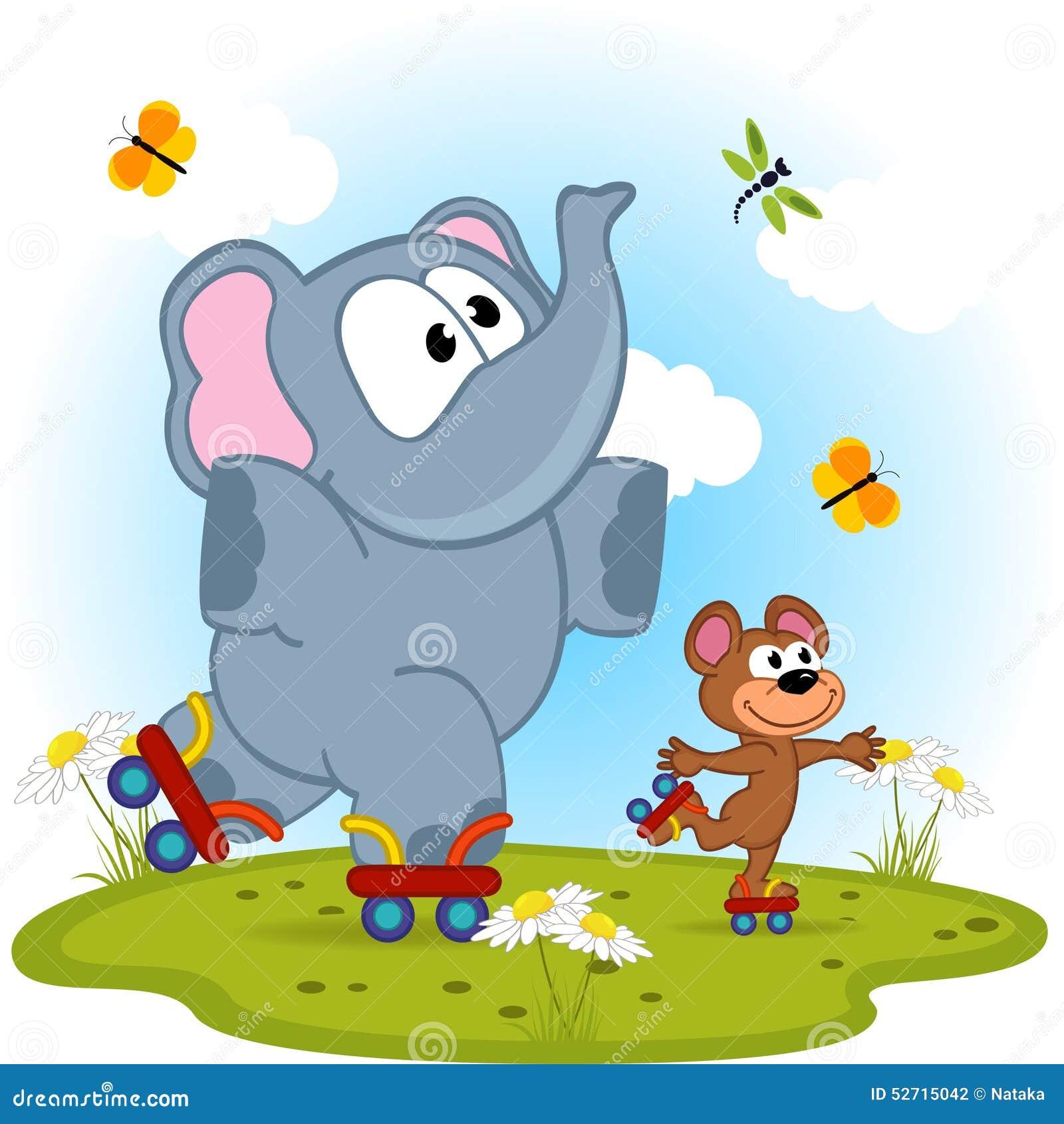 老鼠真的会游泳么,真的能把大象吃了么怎么吃的啊