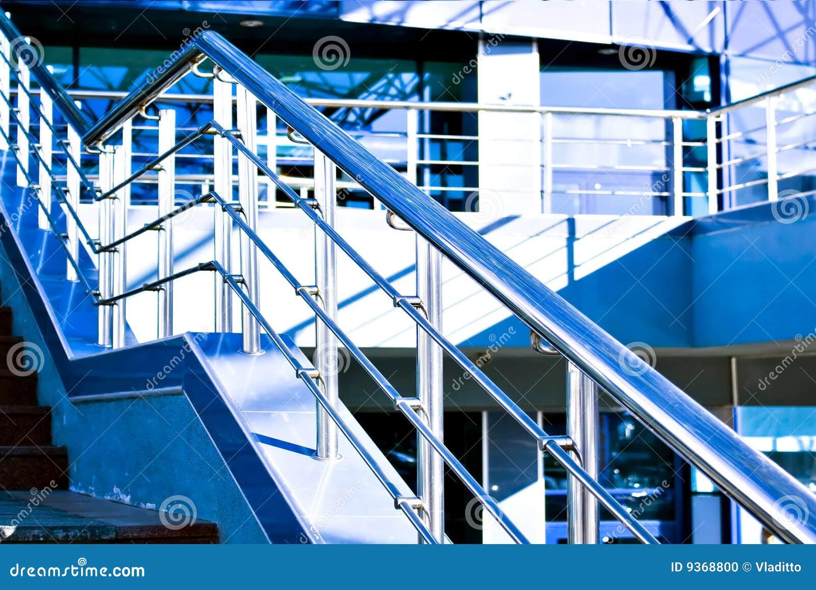 扶手栏杆大理石楼梯钢