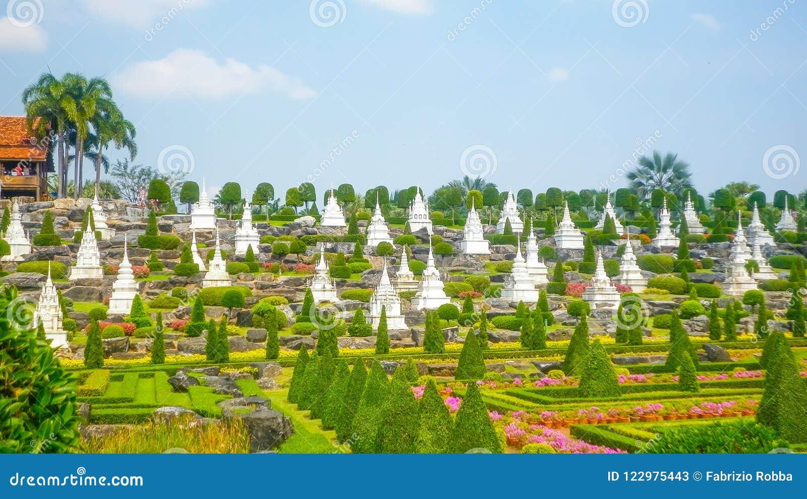 Nong Nooch Garden, Pattaya, Thailand