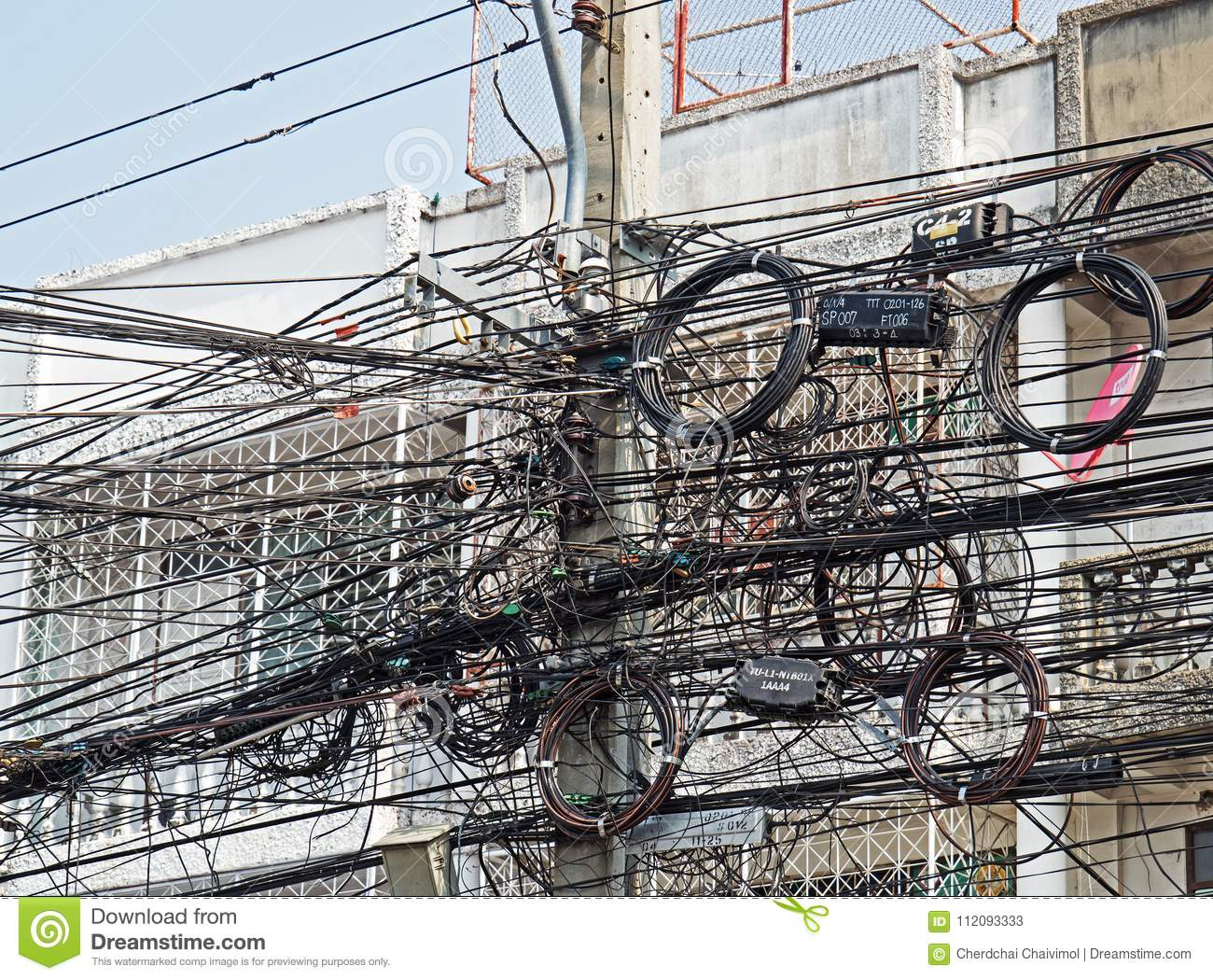 Building Power Wiring Electrical Diagrams Electric Diagram Disarrangement Of Wire On Pole Near Editorial 92 Celica Distributor