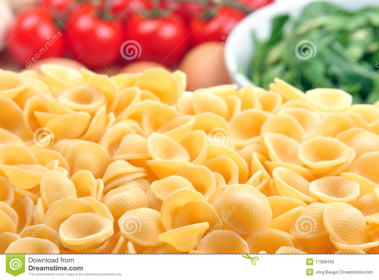 Noodle In An Italian Kitchen Stock Photo Image 17358430
