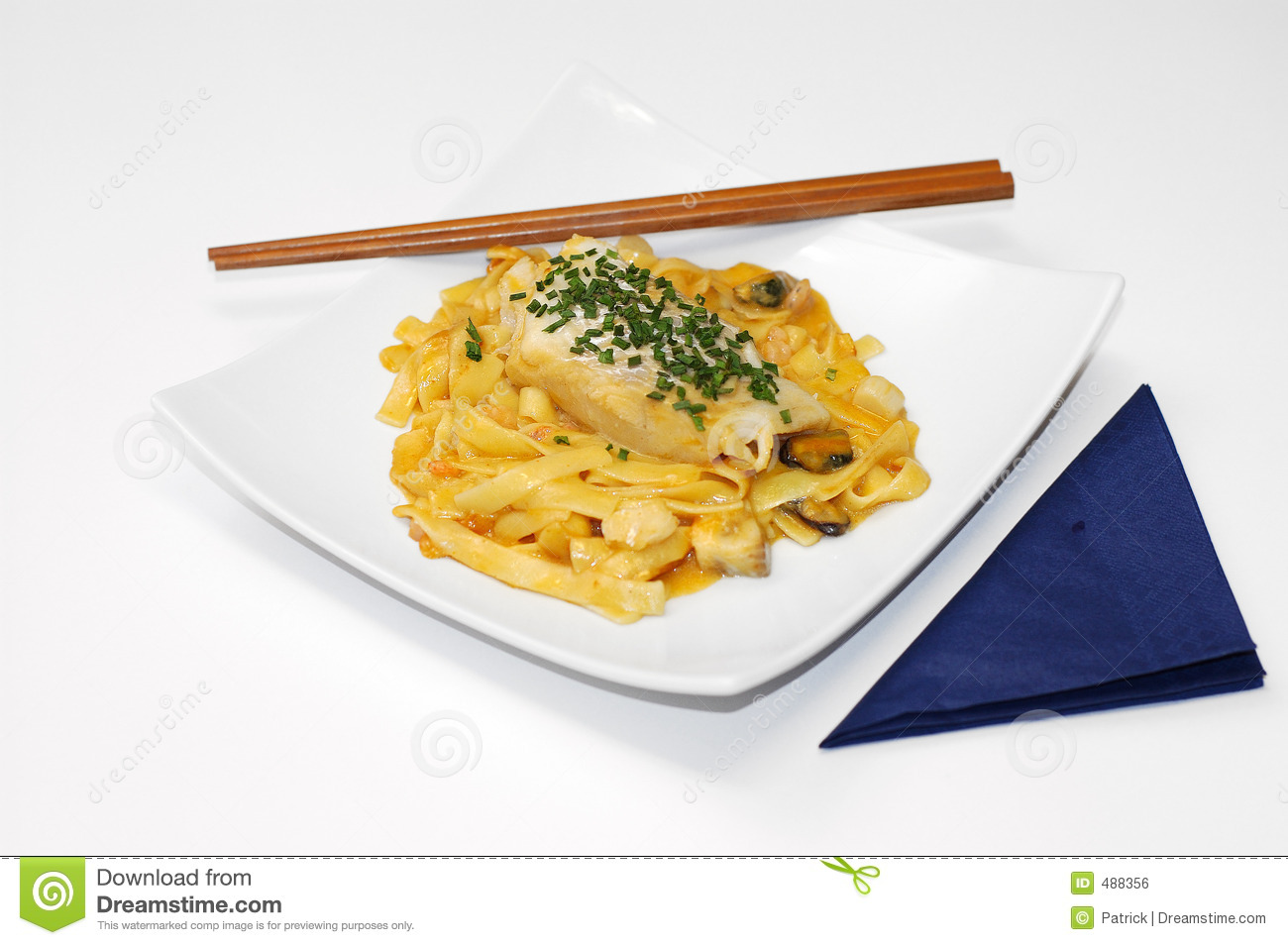Noodles and fish royalty free stock image image 488356 for How to make fishing noodles