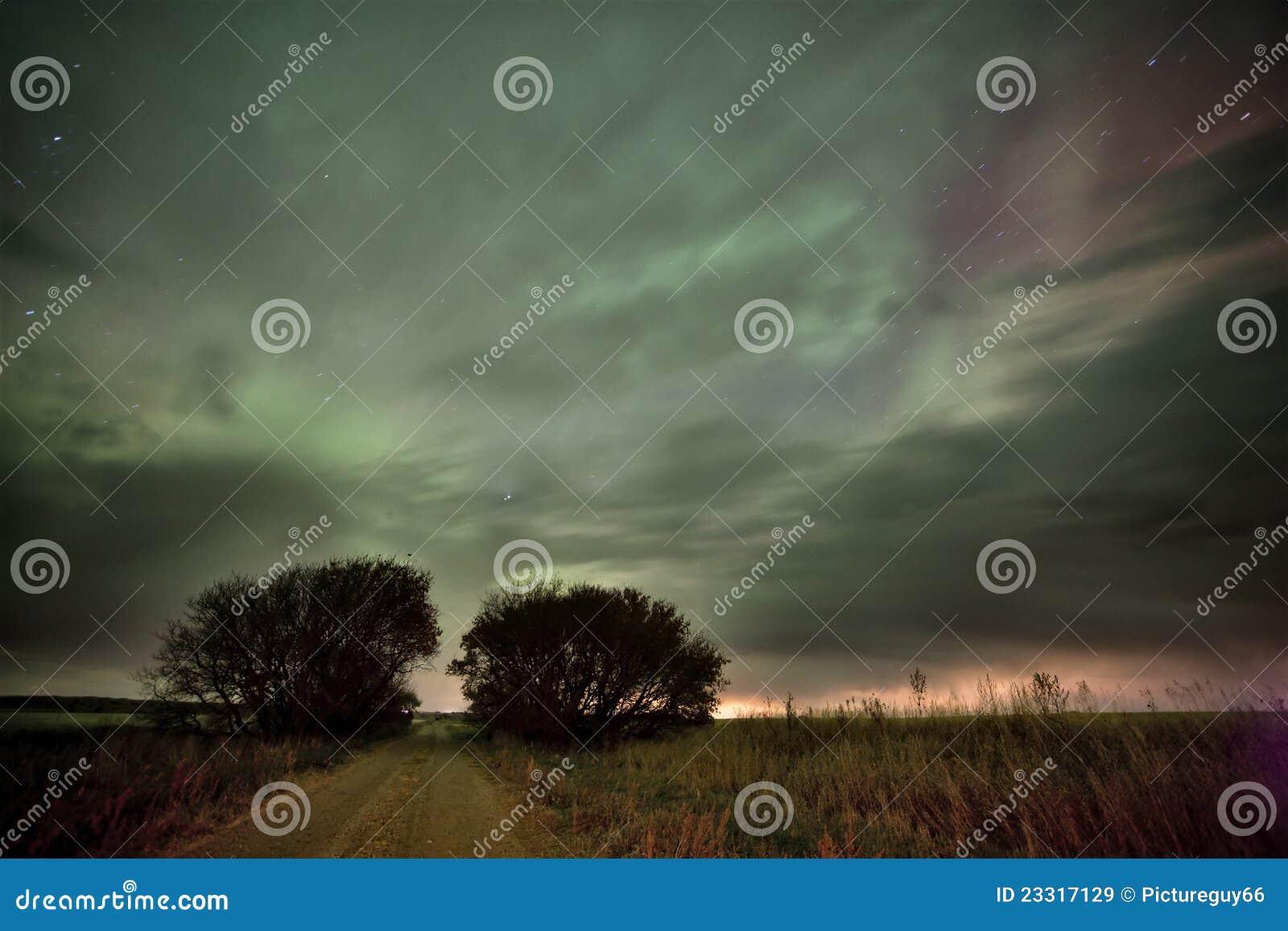 Noordelijke Lichten Canada