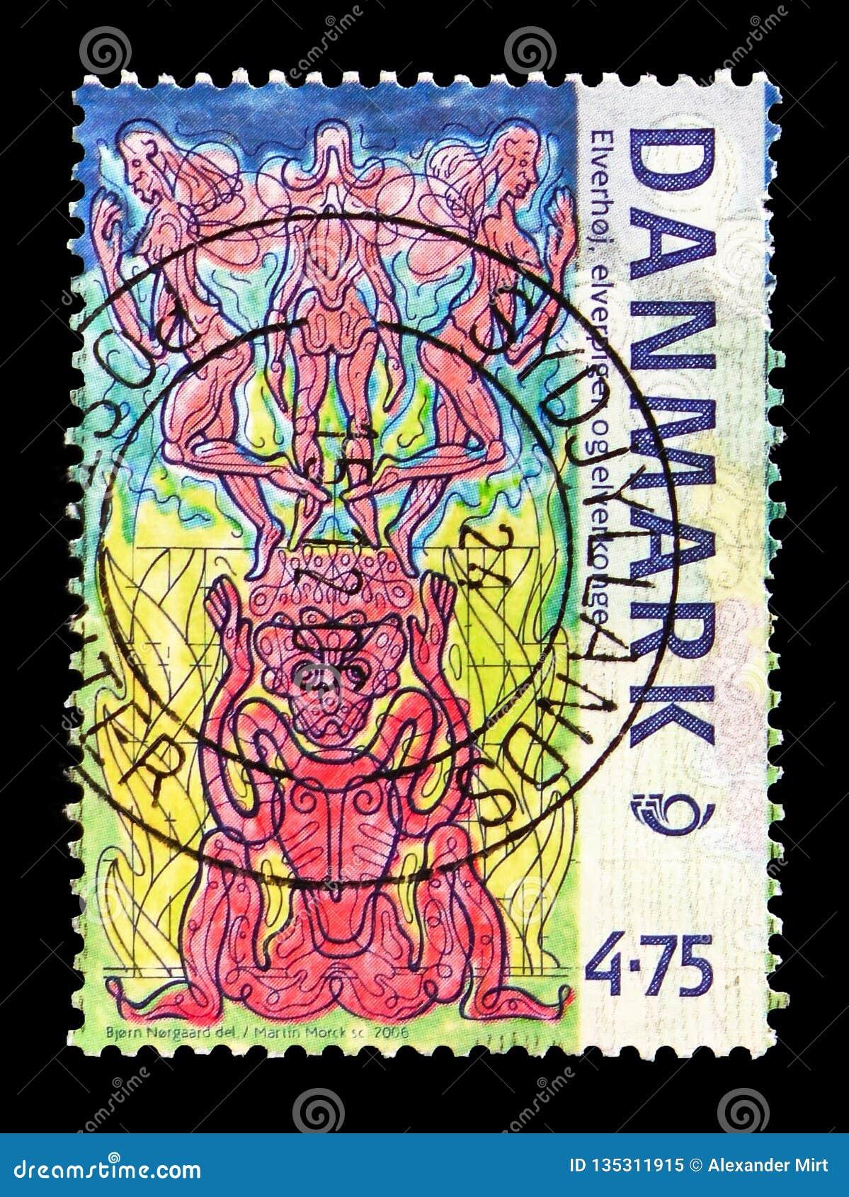 Noordse Mythologie, NORDEN - Samengebrachte Steden serie, circa 2006