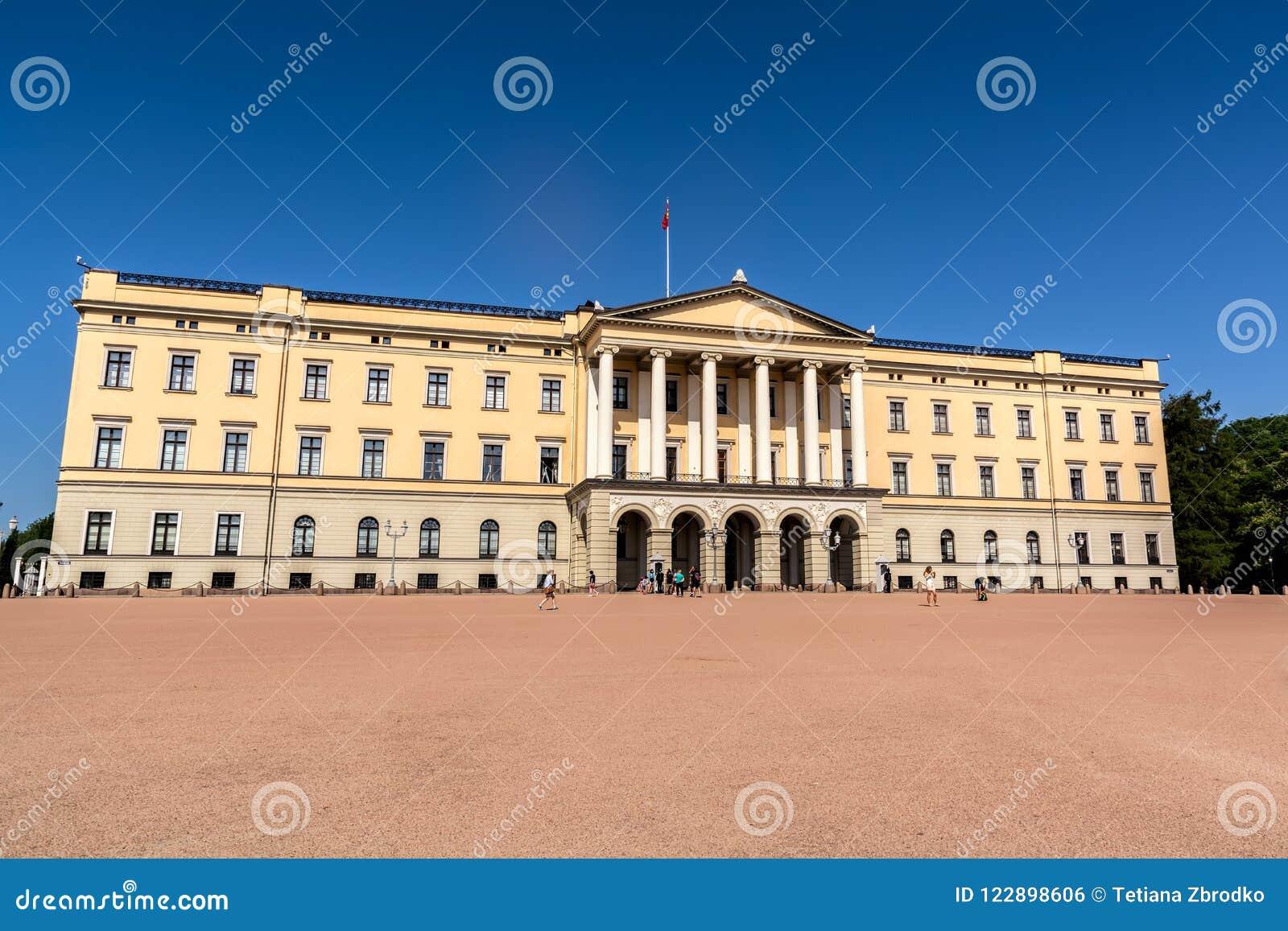 Noors koninklijk paleis