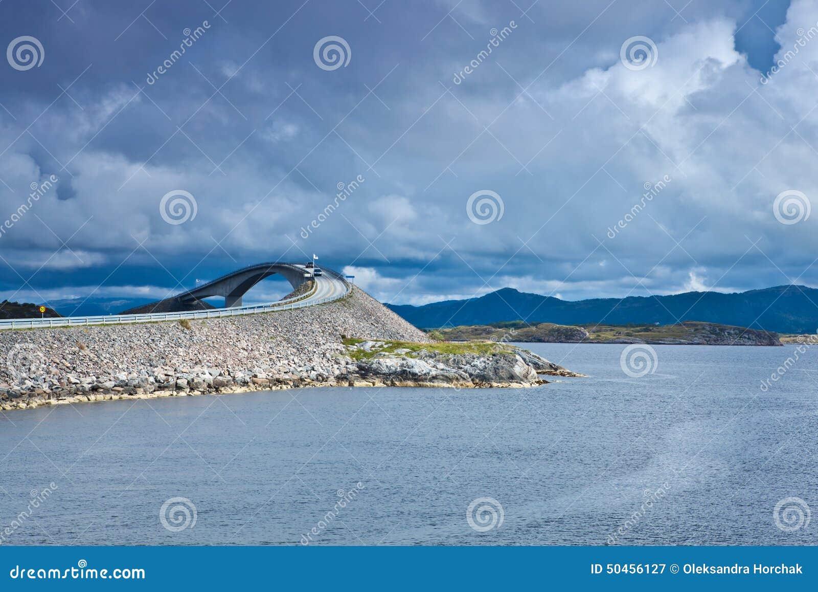 Noorwegen - Atlanterhavsvegen
