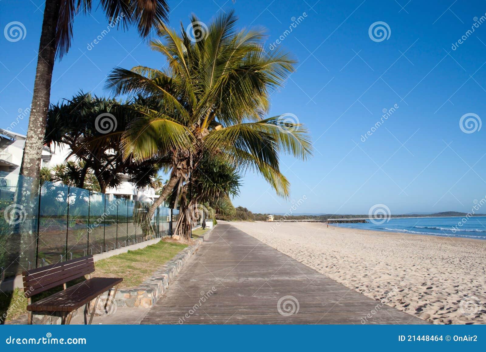 Noosa Boardwalk Stock Images - Image: 21448464