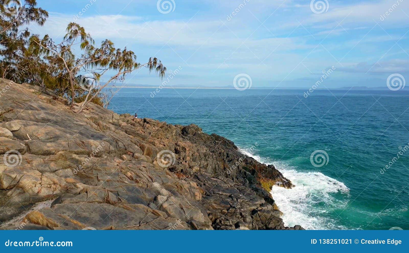 Noosa National Park on the Sunshine Coast, Queensland, Australia