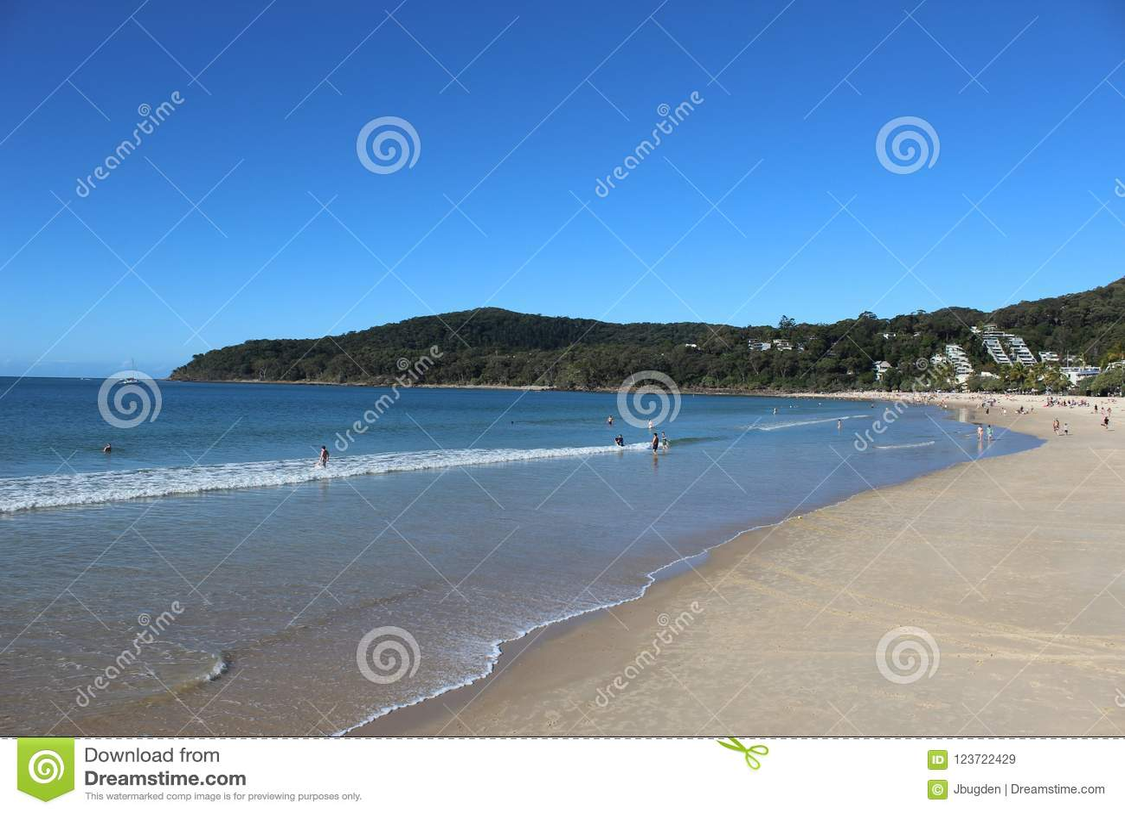 Noosa plaża