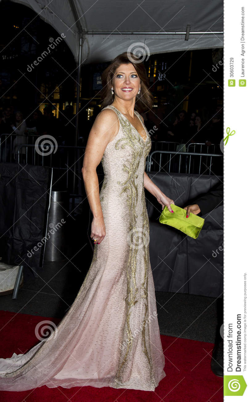 Norah ODonnell Editorial Stock Image Image 30603729