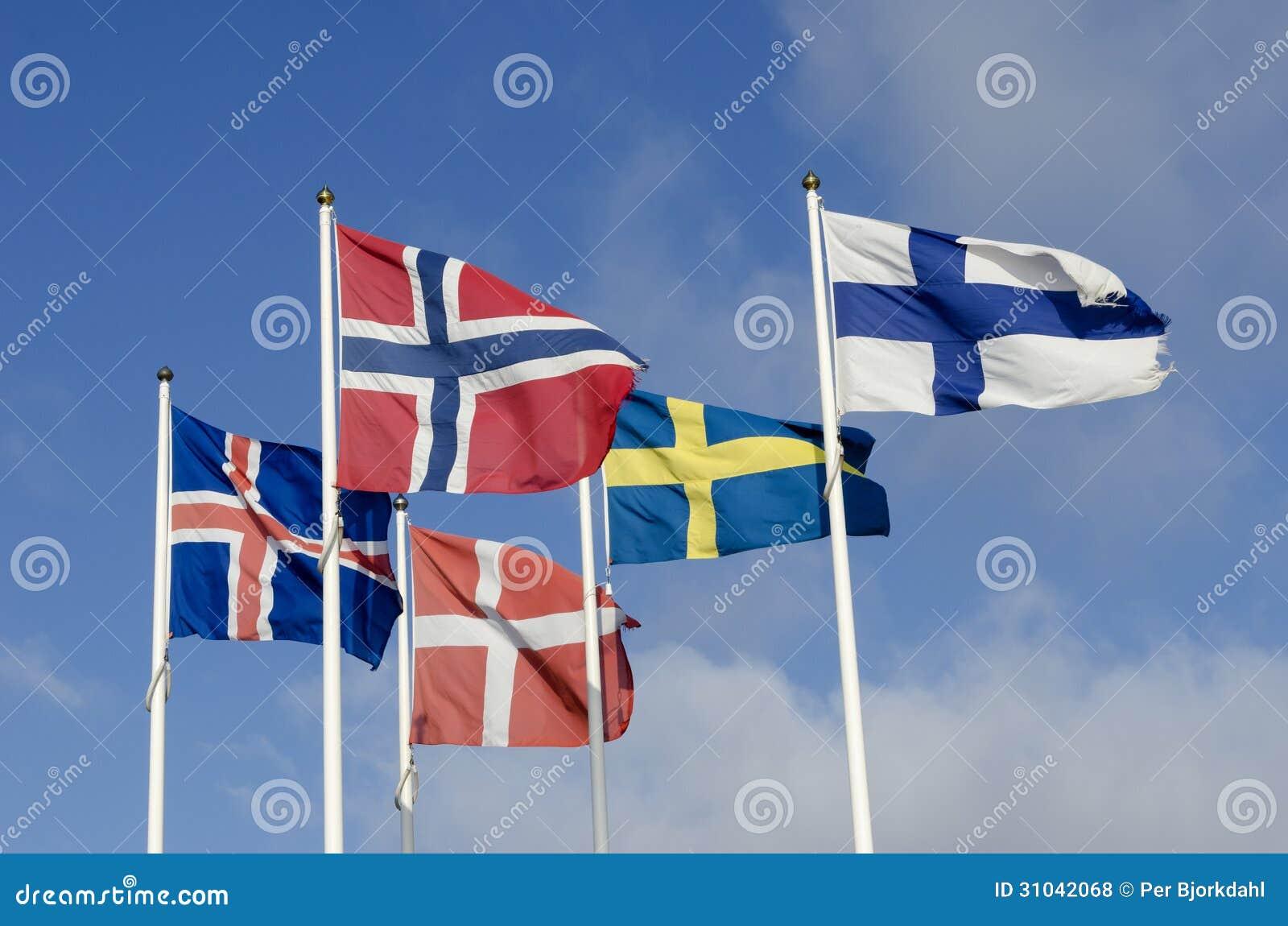 Nordboflaggor