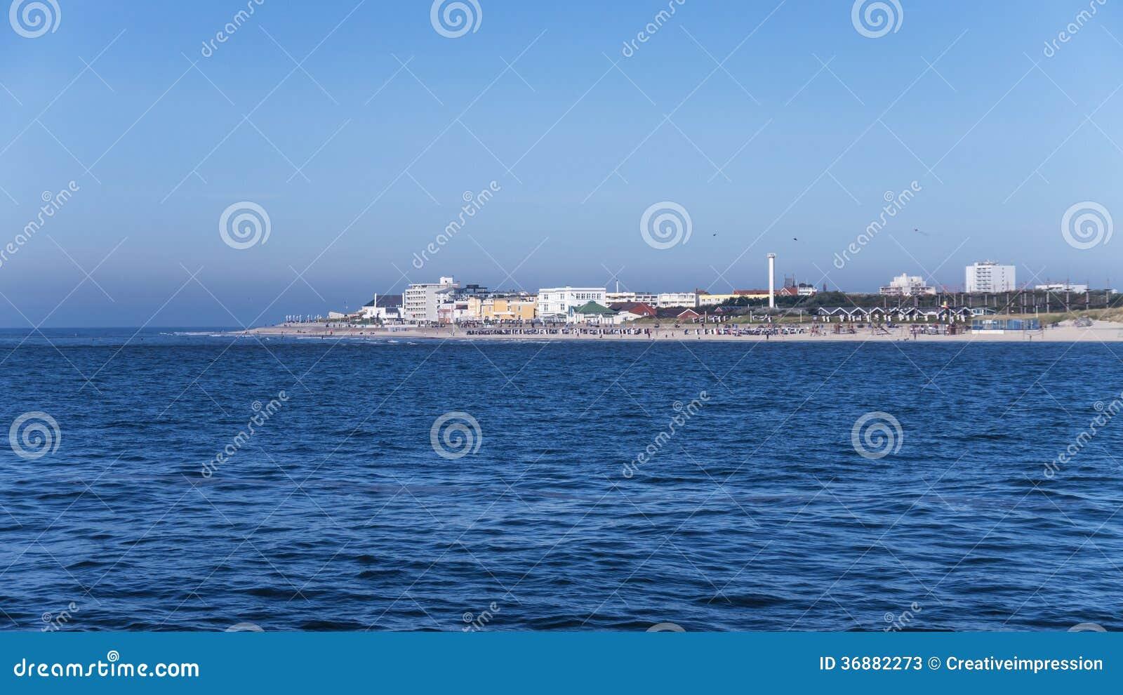 Download Norderney immagine stock. Immagine di panoramico, viaggio - 36882273