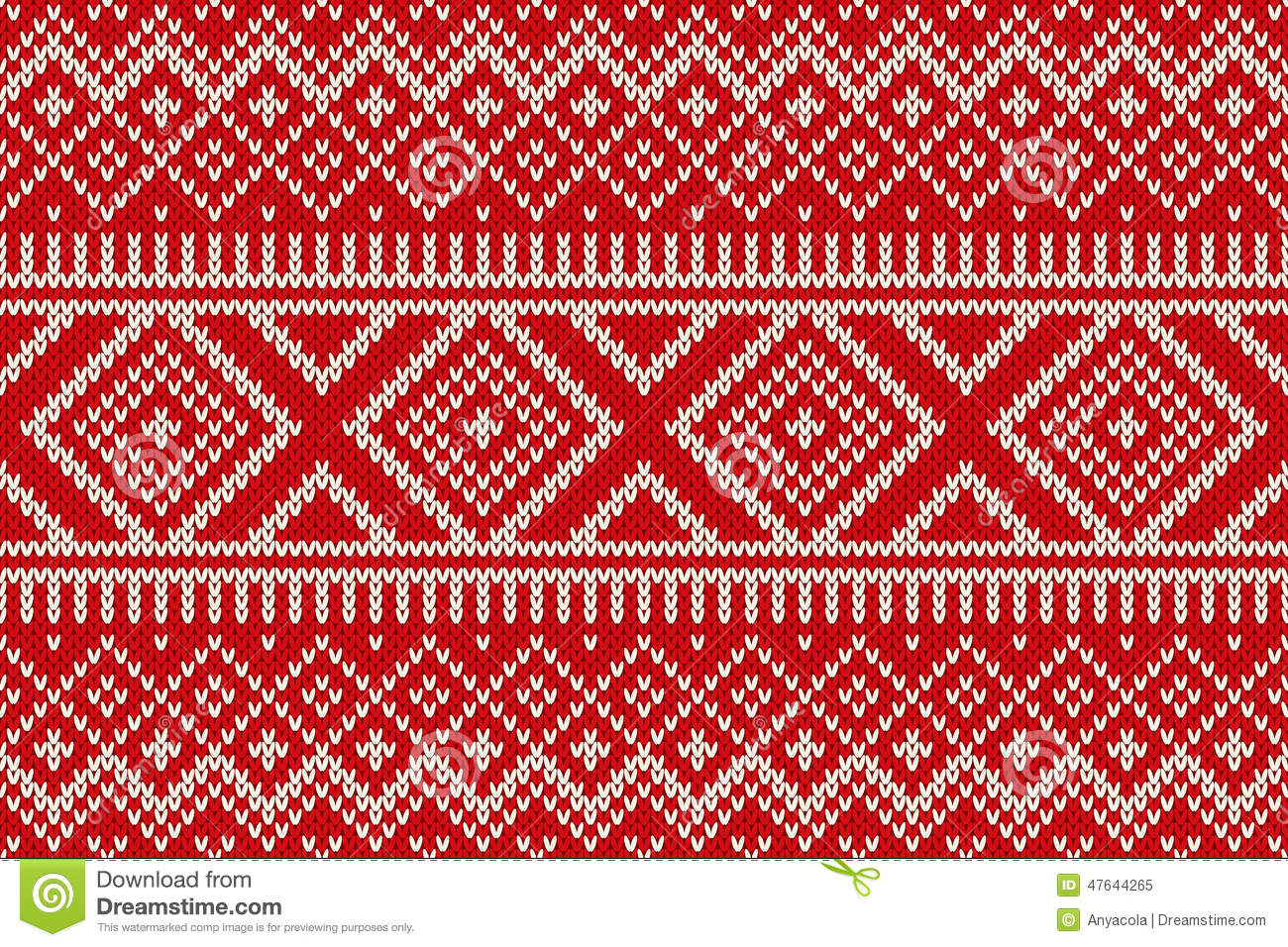 Nordic traditional fair isle style seamless knitted pattern stock nordic traditional fair isle style seamless knitted pattern royalty free vector bankloansurffo Gallery
