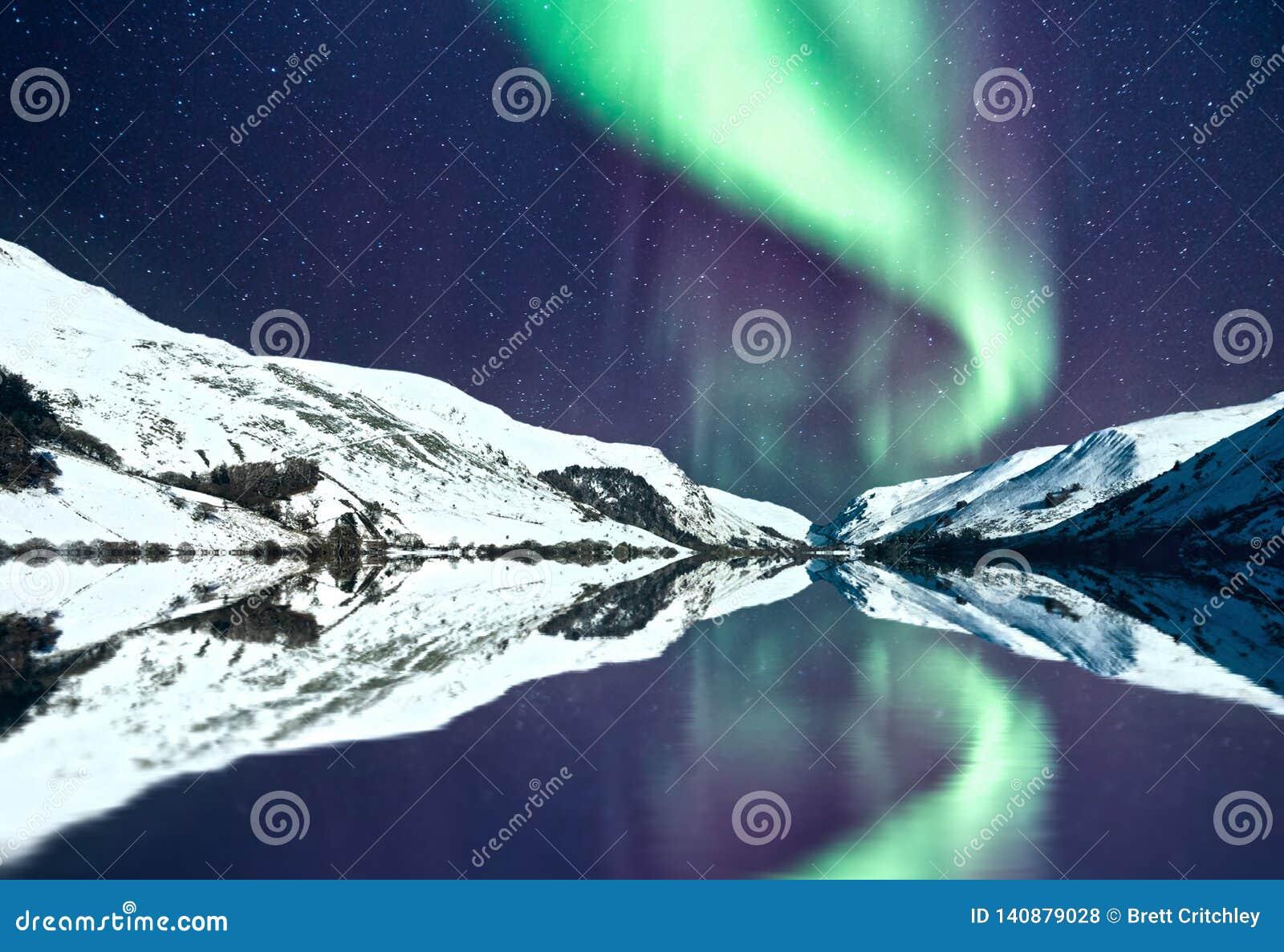 Nordlichter alias Aurora Borealis