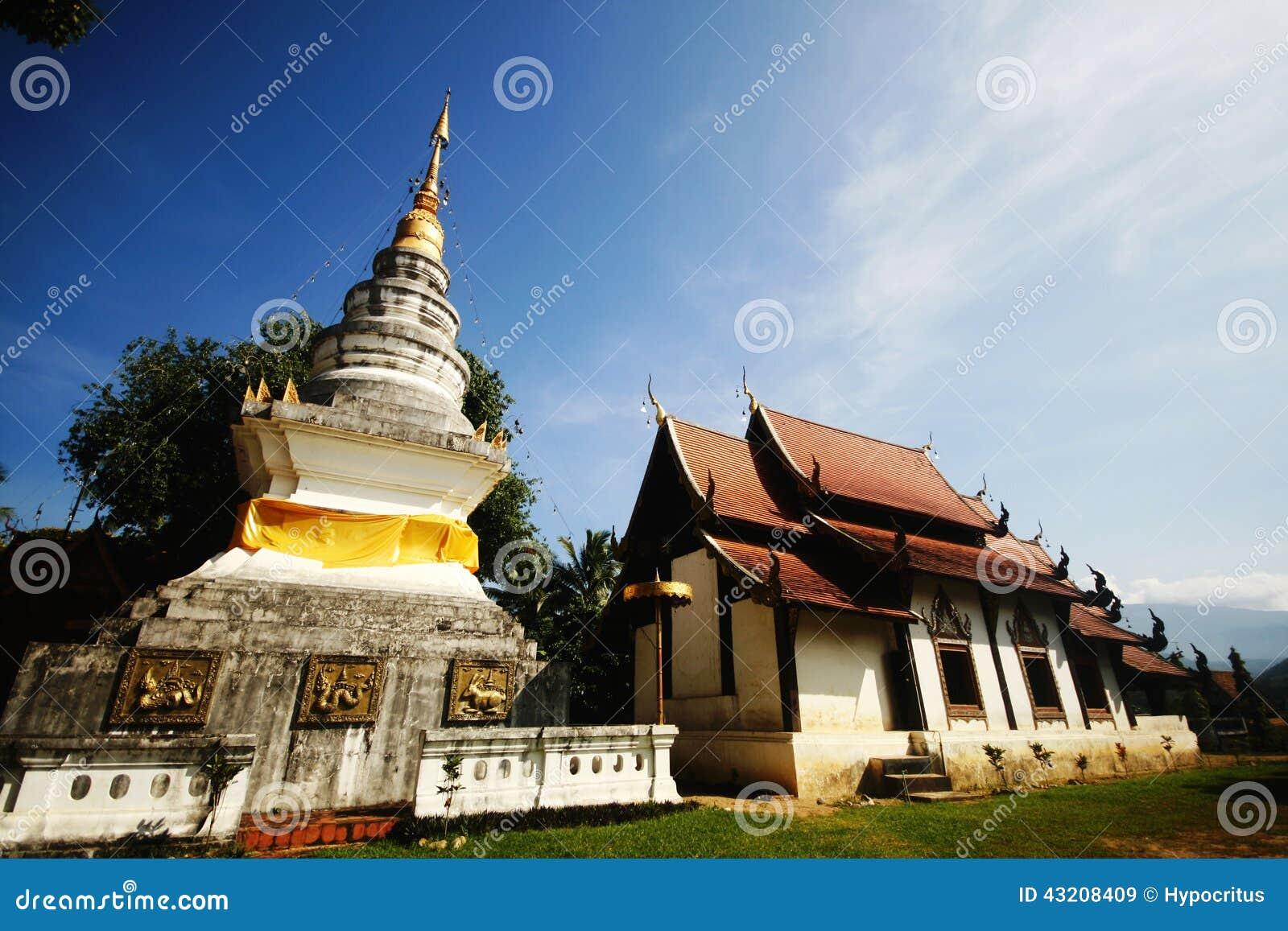 Download Nordlig tempel fotografering för bildbyråer. Bild av tempel - 43208409