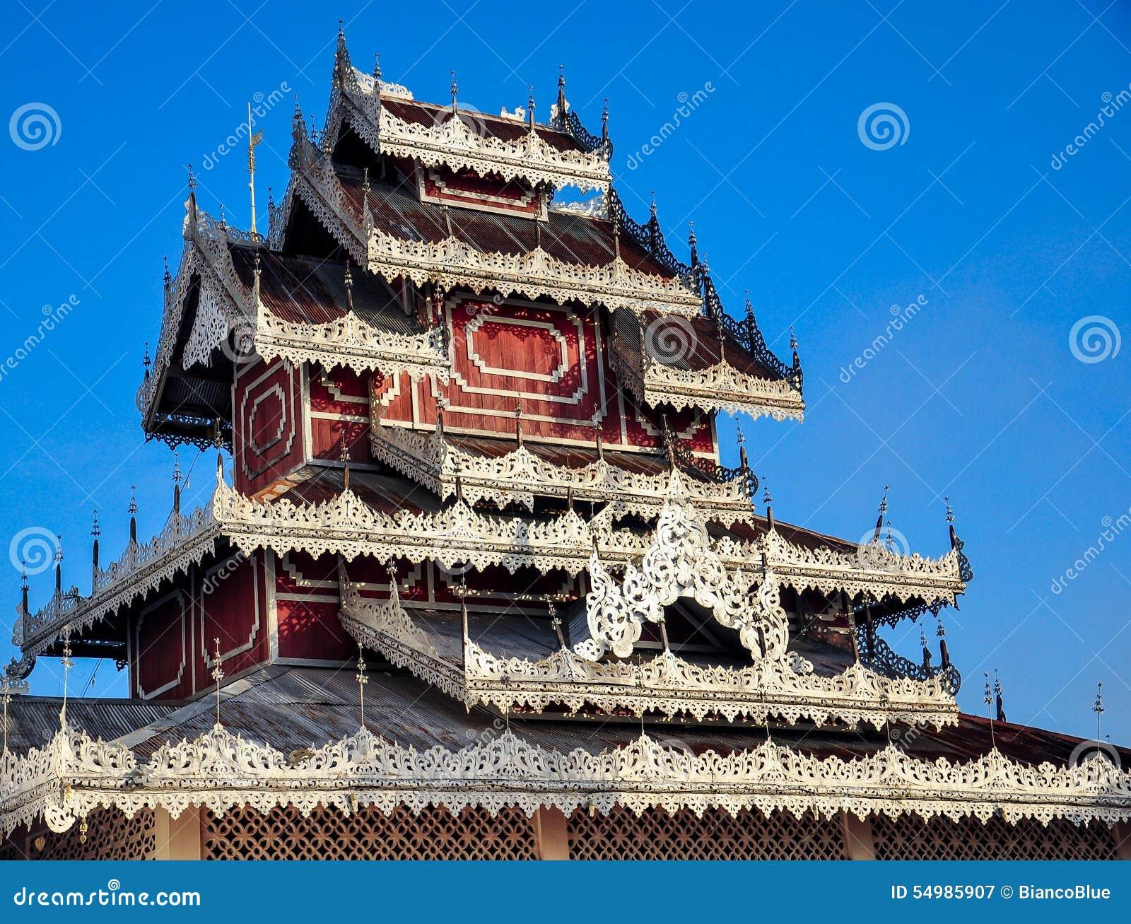 Nordlig thai tempel, Wat Phra That Doi Kong Mu