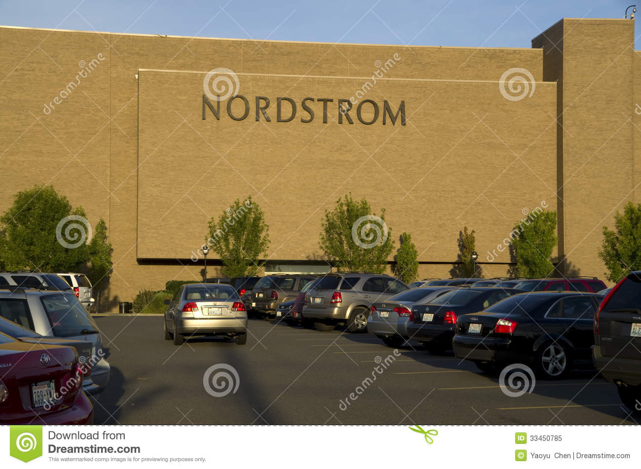 Nordstrom department store Editorial Image