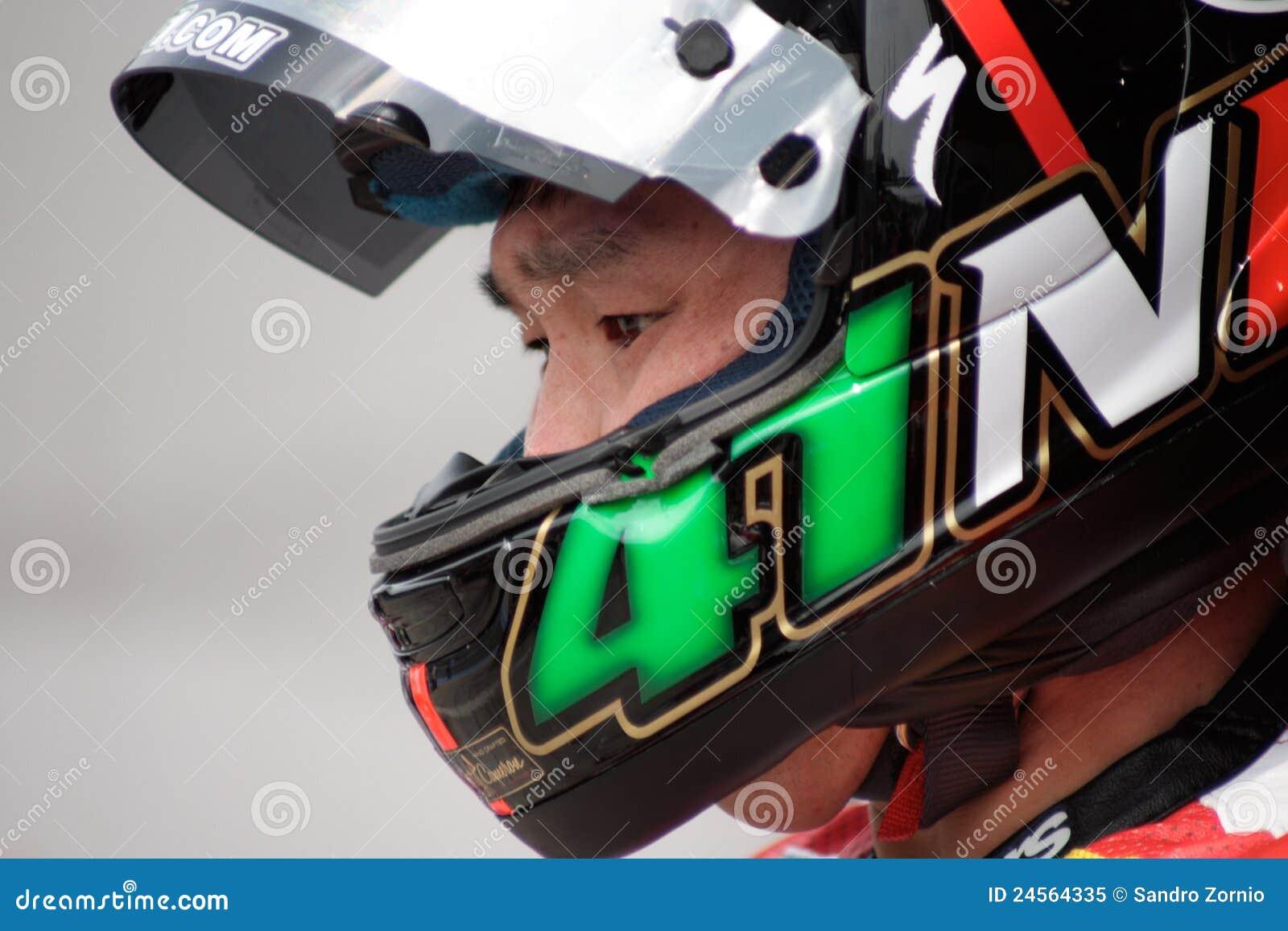 Noriyuki Haga Ducati 1998 Xerox team