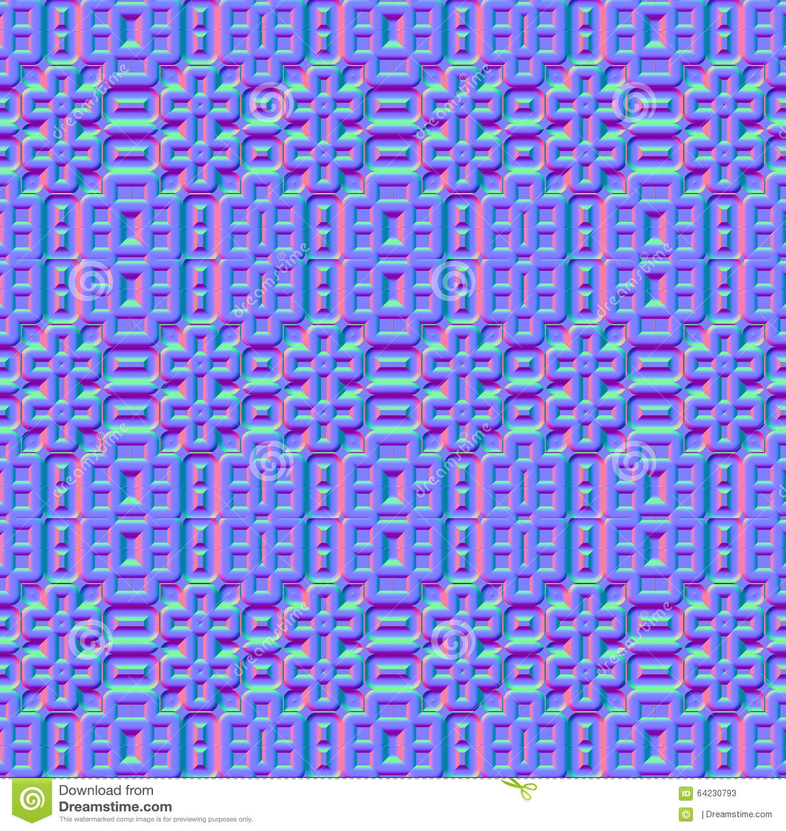 Normal map texture stock illustration  Illustration of floor