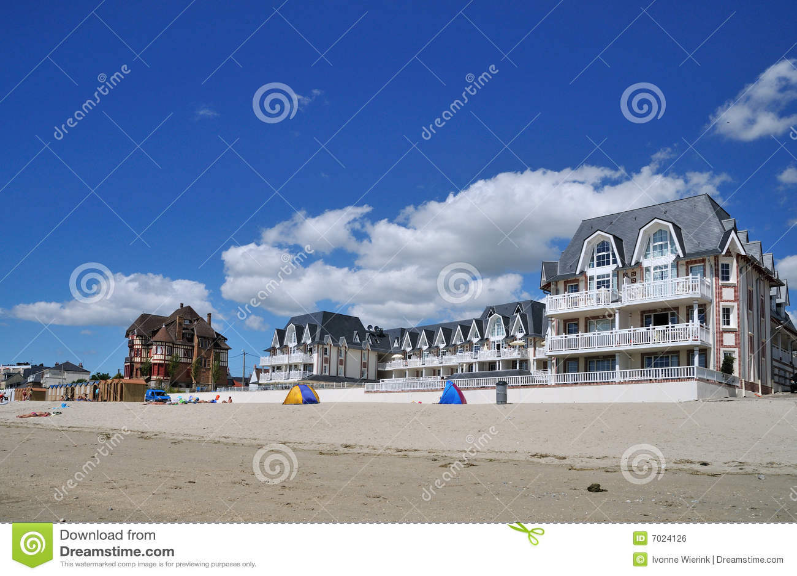 Normandie-Küste