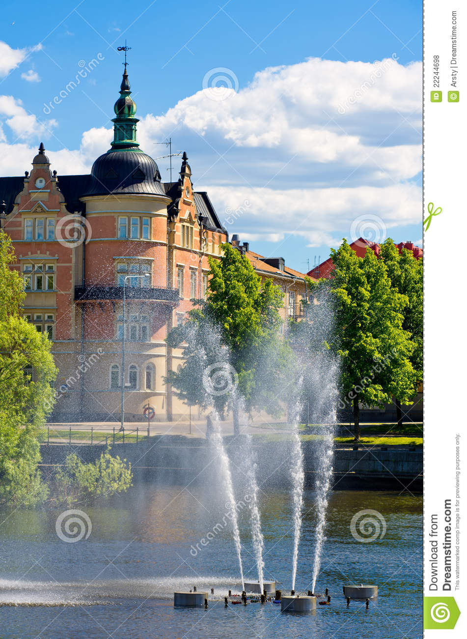 Norrkoping Sweden  City pictures : Norrkoping. Sweden Royalty Free Stock Photos Image: 22244698