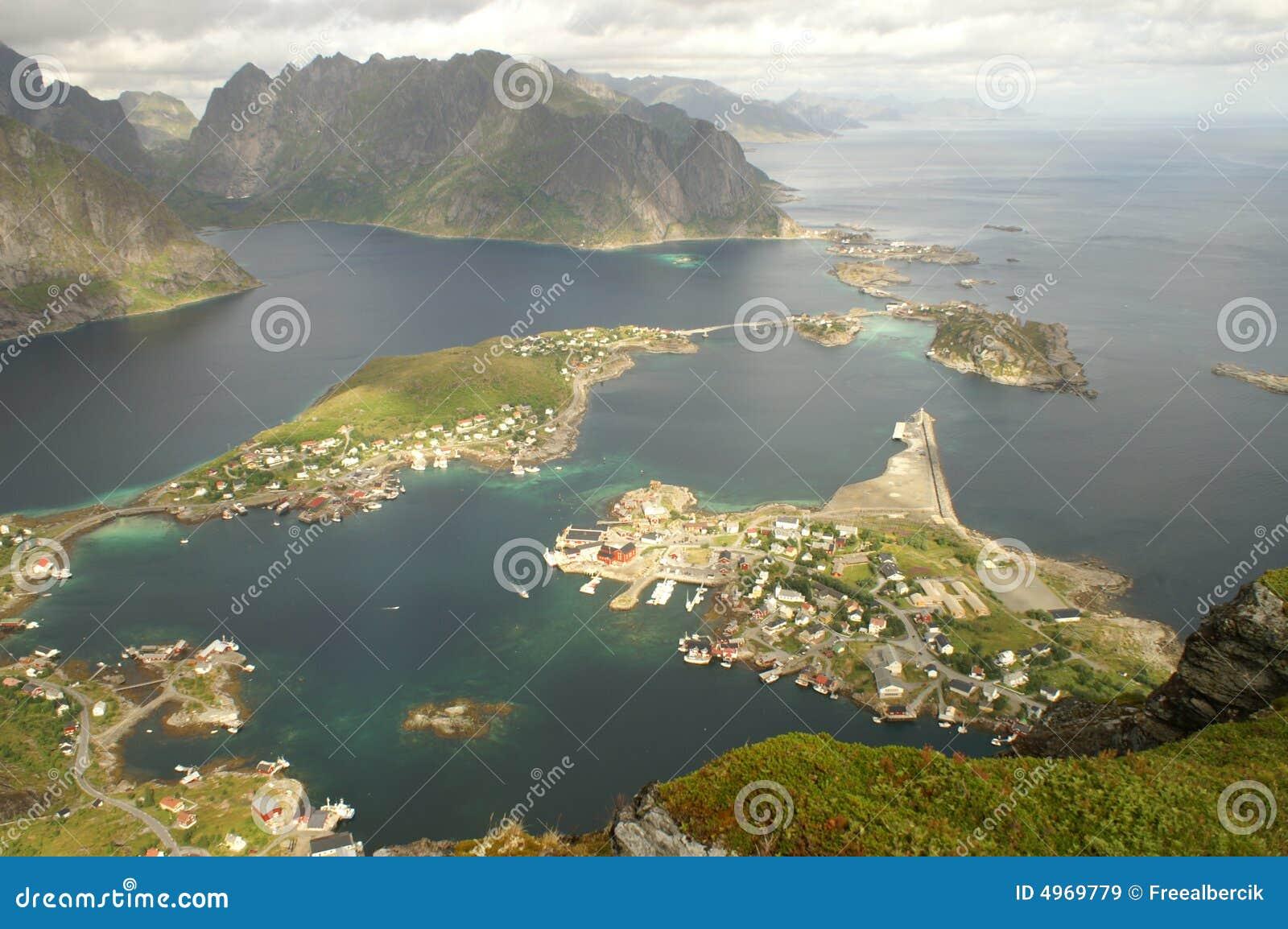 Norska fiords