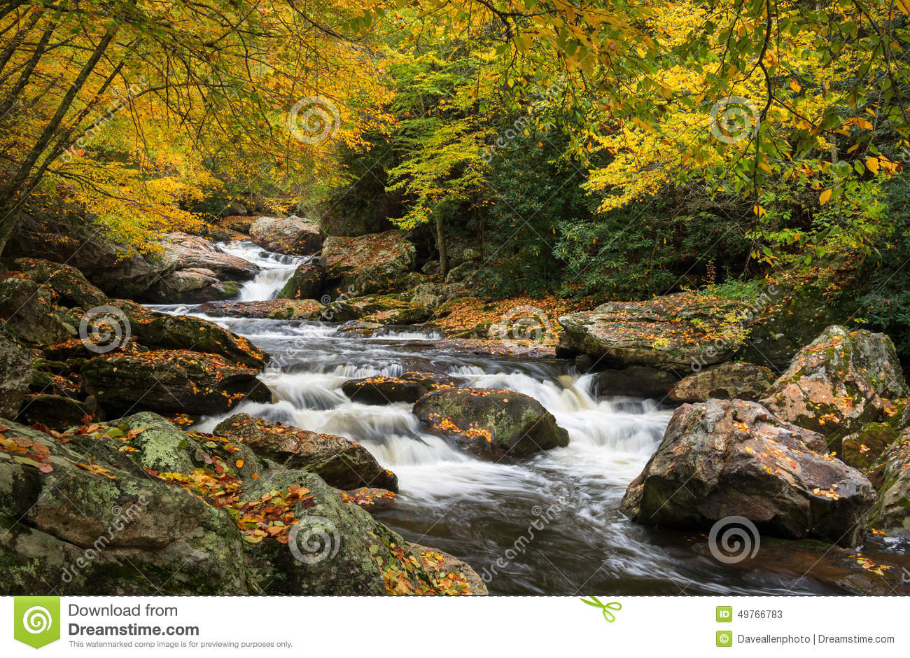North carolina autumn cullasaja river scenic landscape for Nearby landscapers