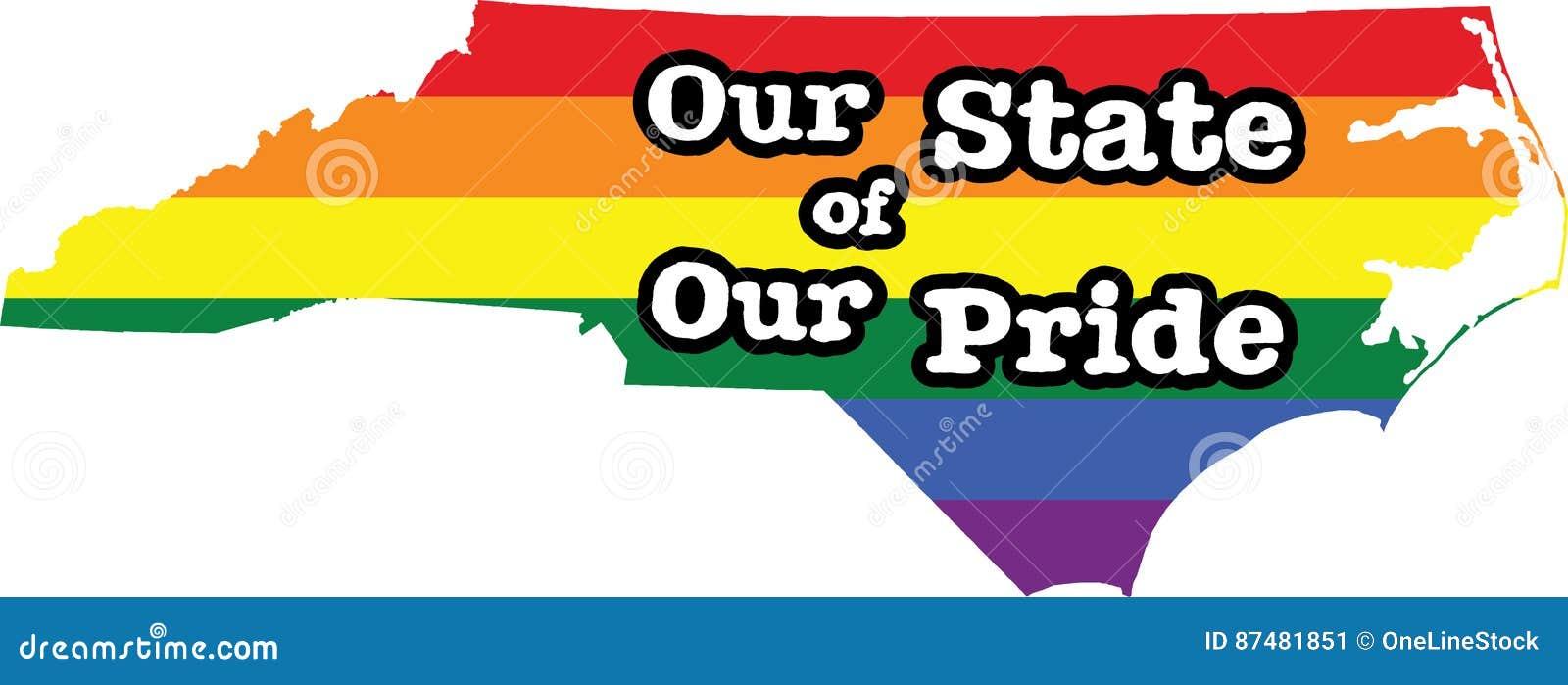 Gay pride north carolina