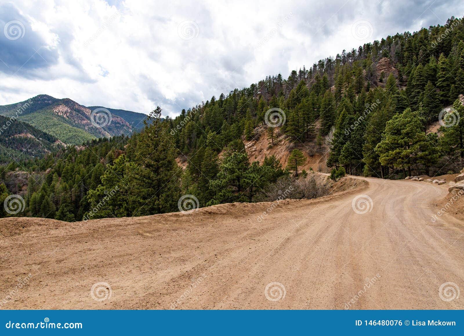 North cheyenne canyon canon colorado springs
