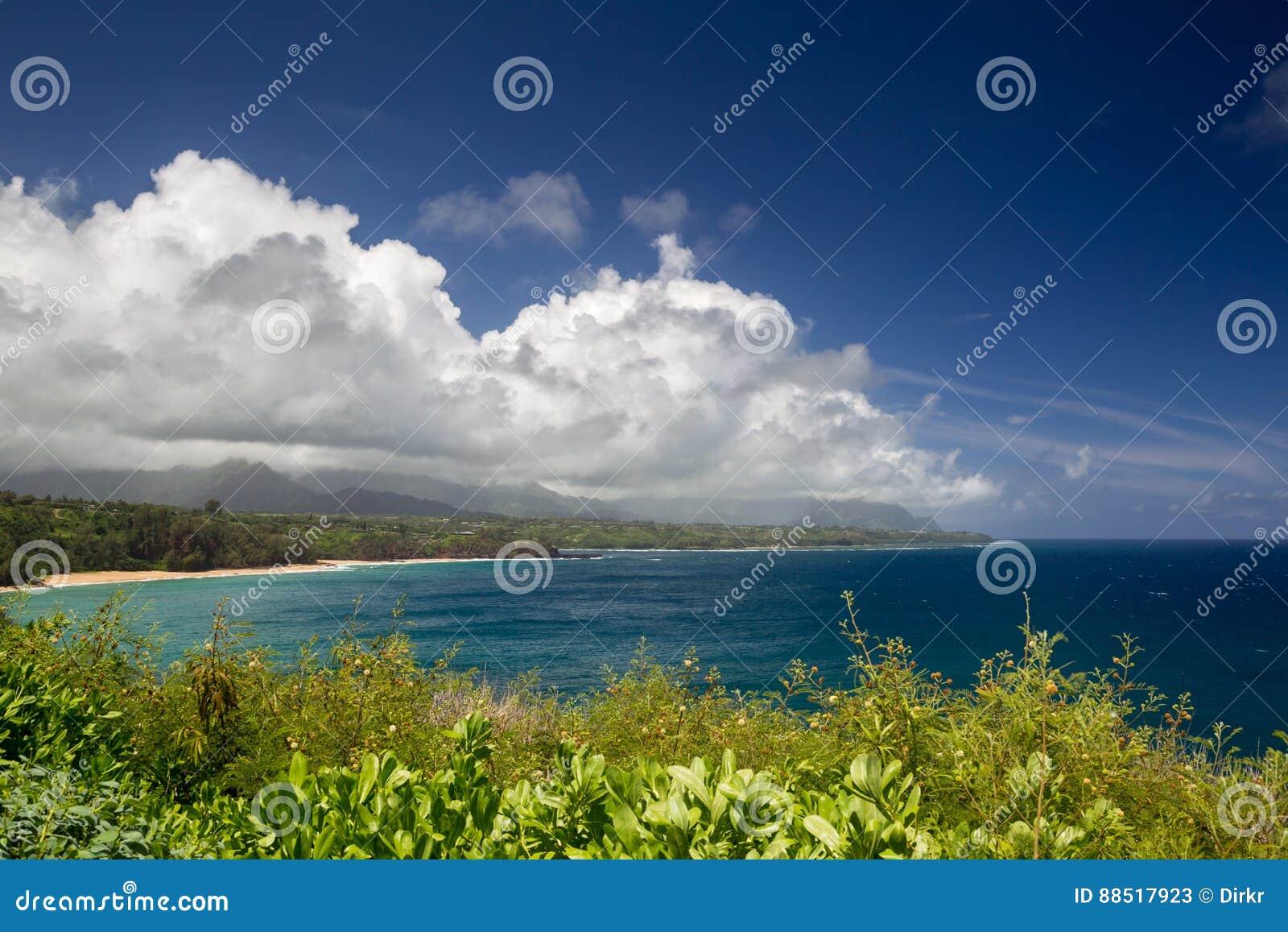 North coast of Kauai
