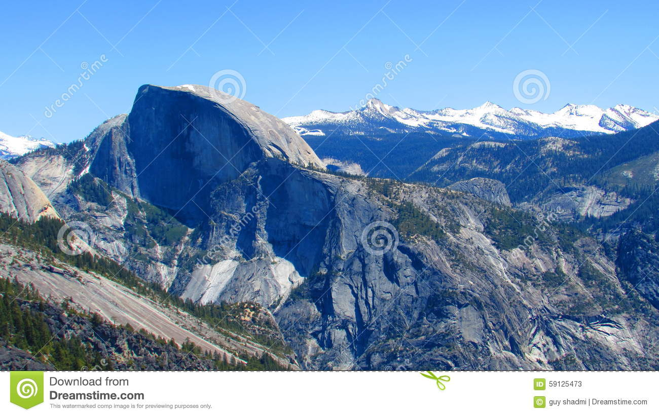 The North Face Symbol In Yosemite National Park Editorial Stock
