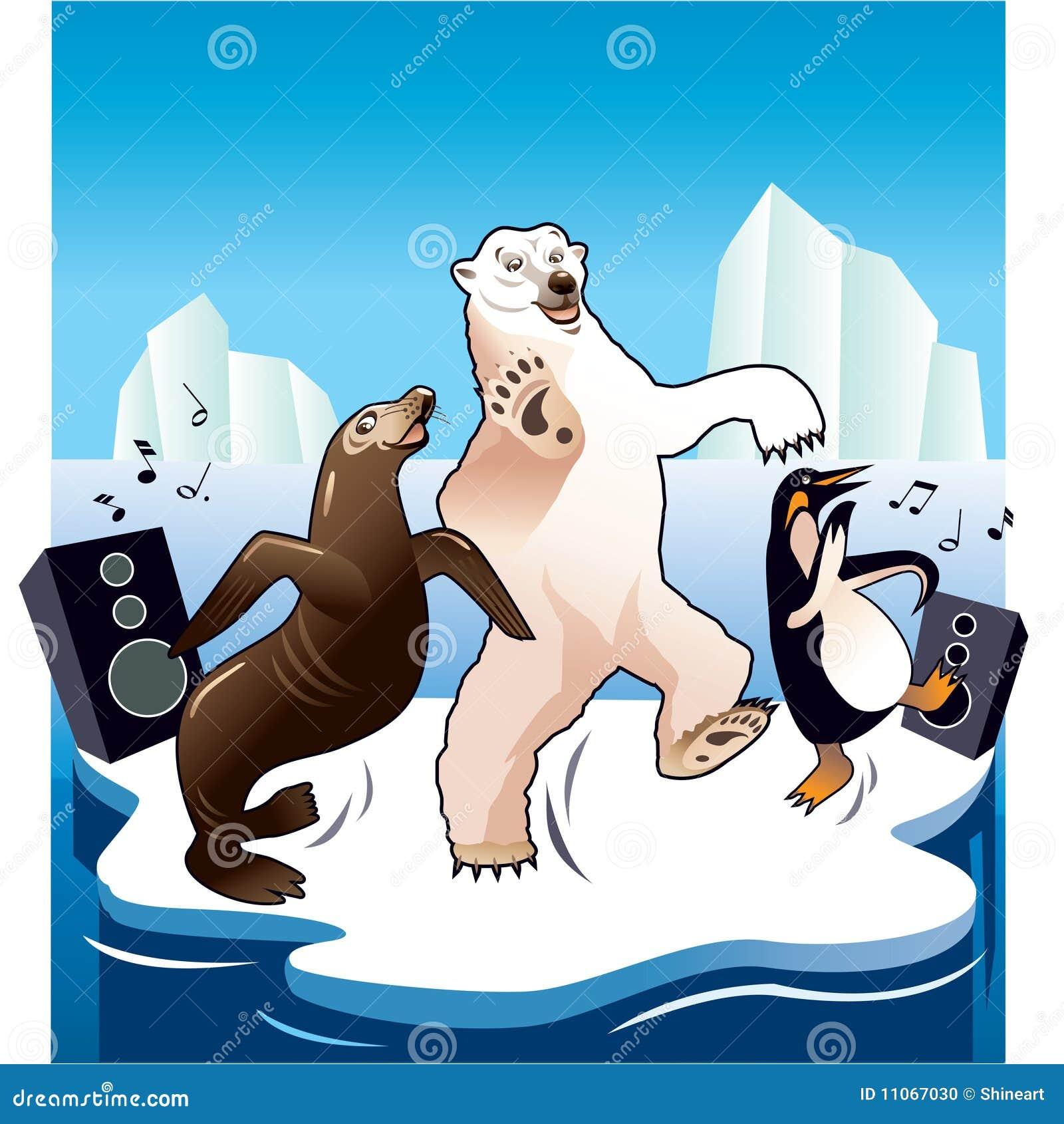 North pole party