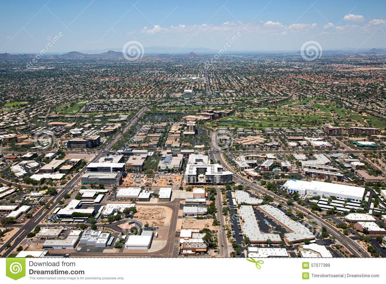 Tucson Az Population >> North Scottsdale, Arizona Stock Photo - Image: 57077389