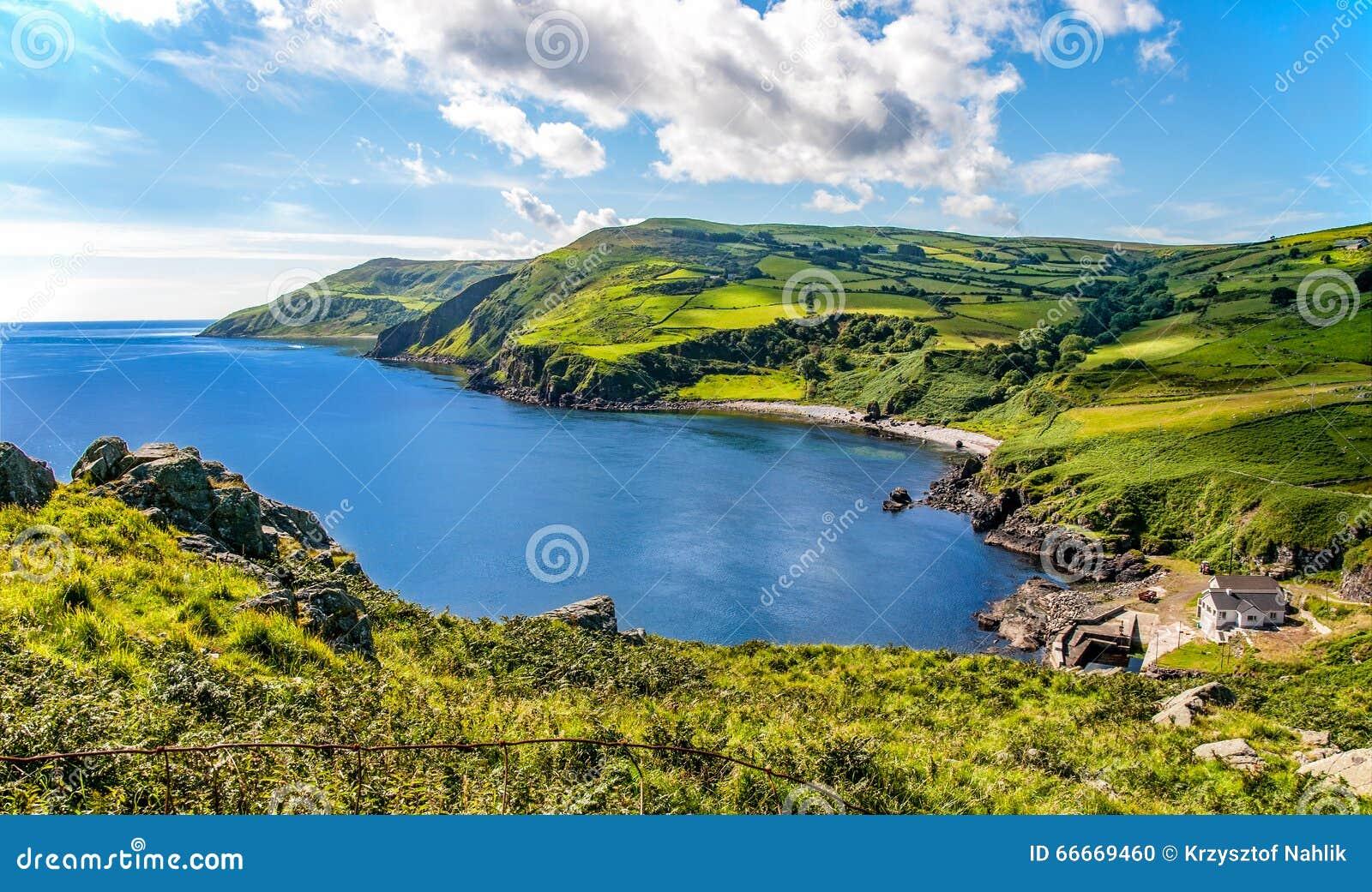 Northern coast of County Antrim, Northern Ireland