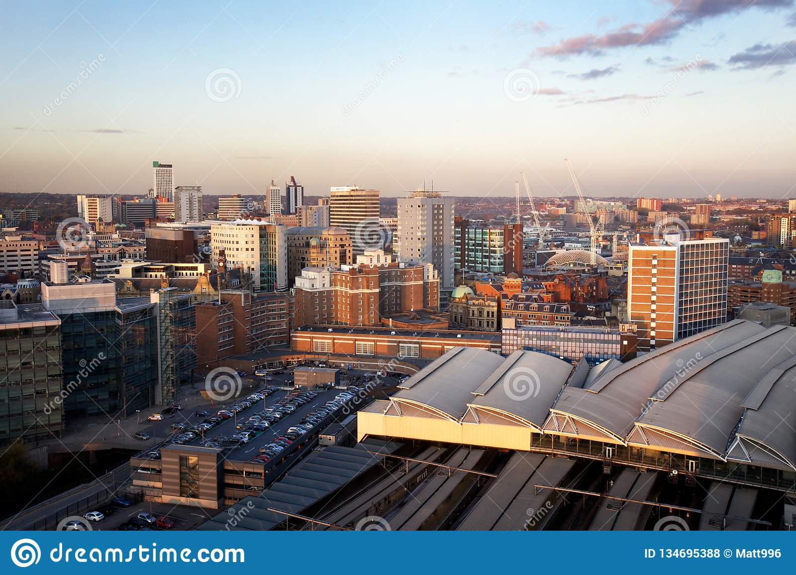 Northern powerhouse city travel infastructure