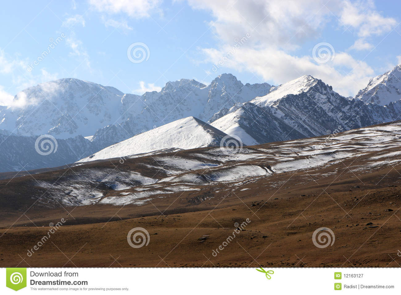 The northern Tien Shan