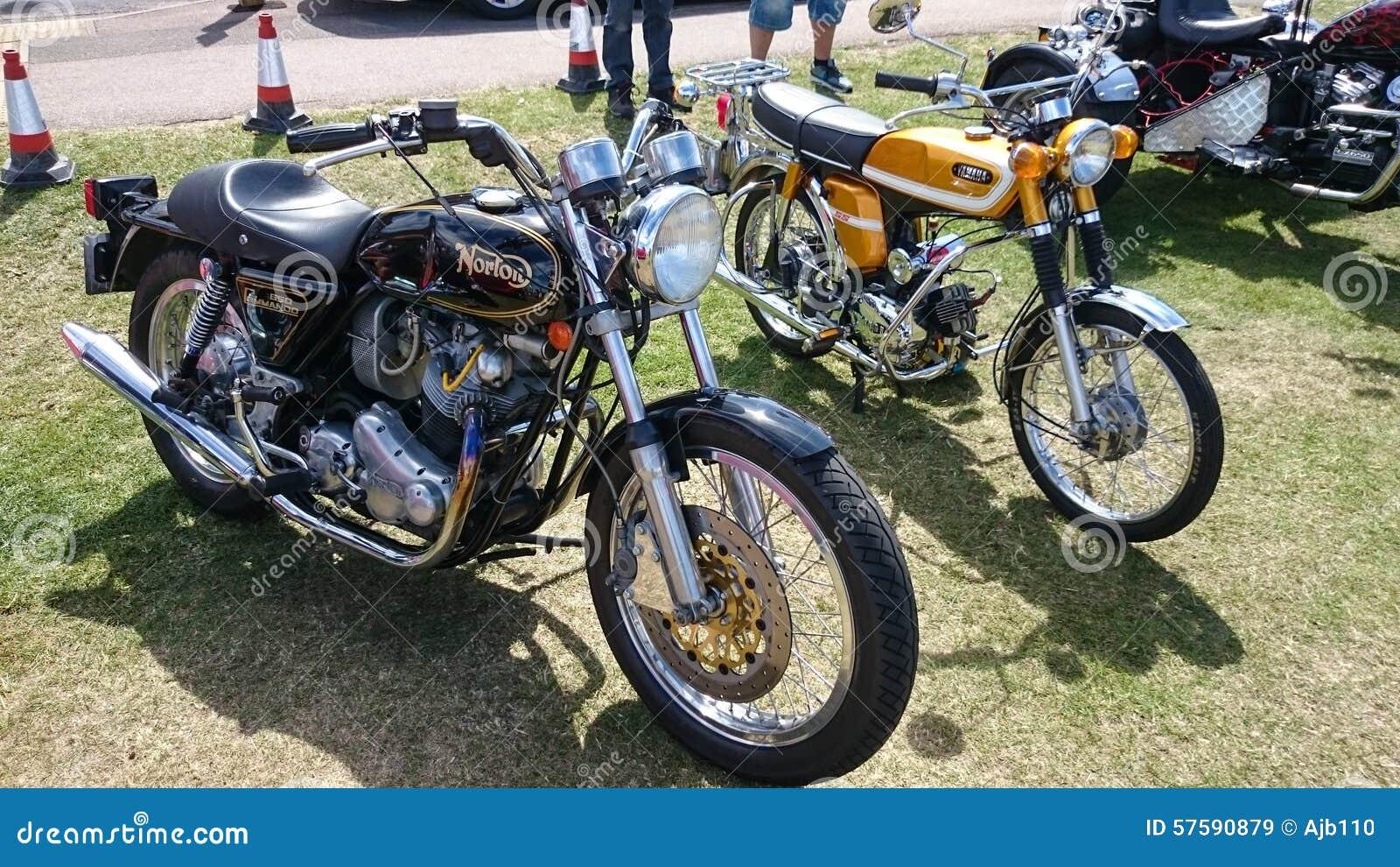 Norton motorisk cirkulering
