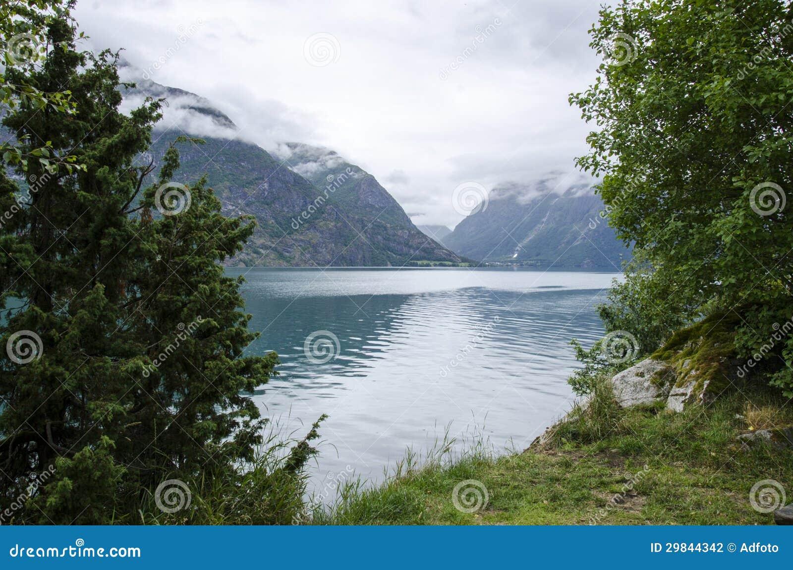 Noruega - paisagem bonita