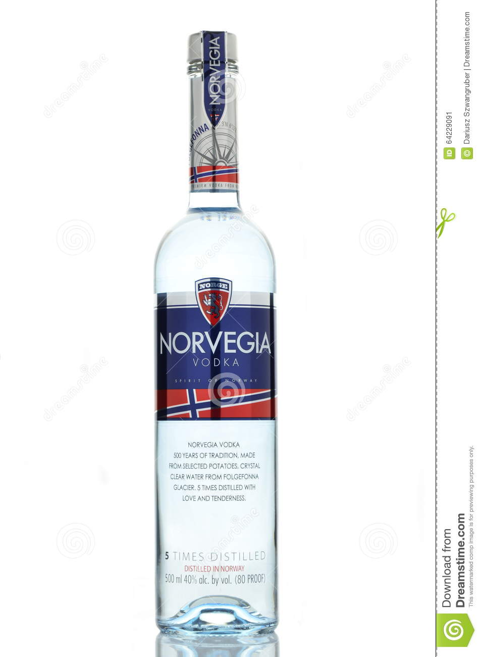 How to clean vodka