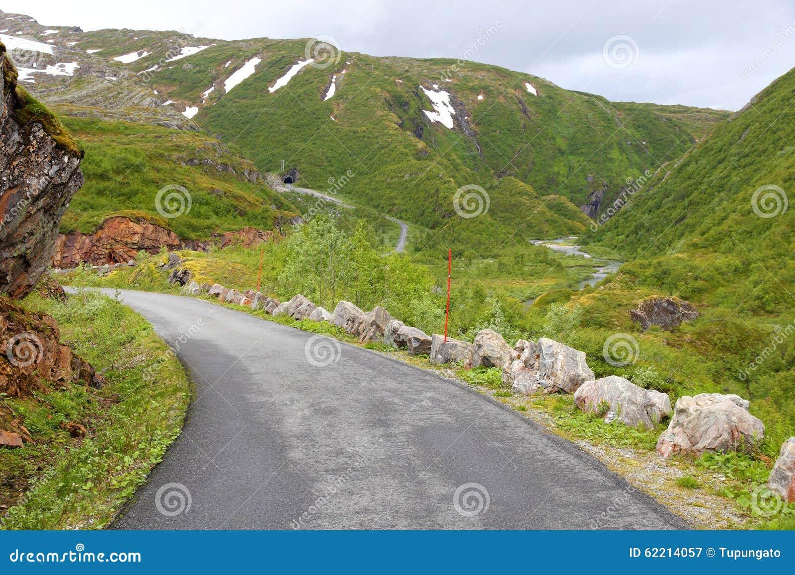 Norway Landscape Stock Image Image Of Rainy National